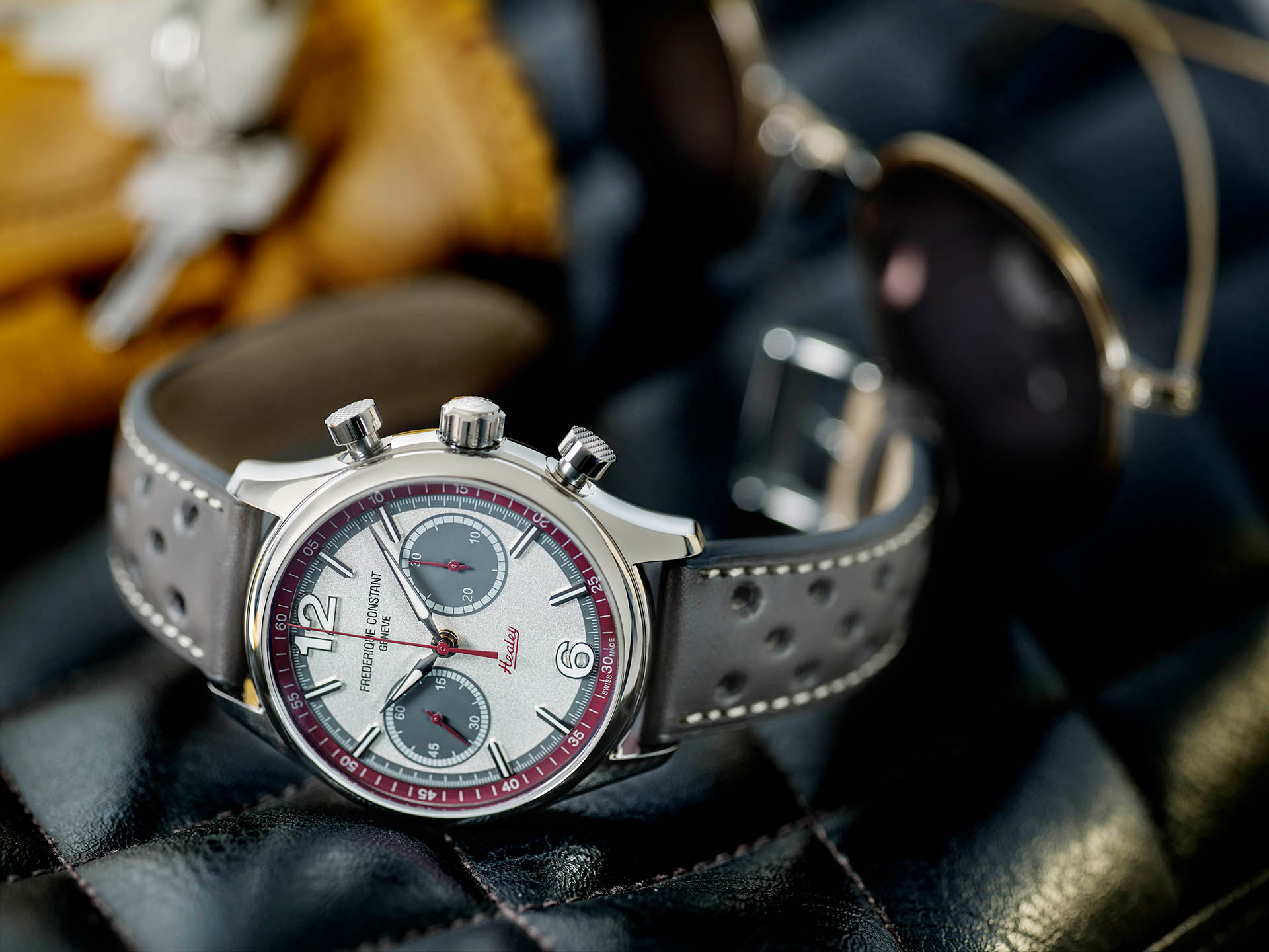 Frederique Constant Vintage Rally Chronograph (2018)