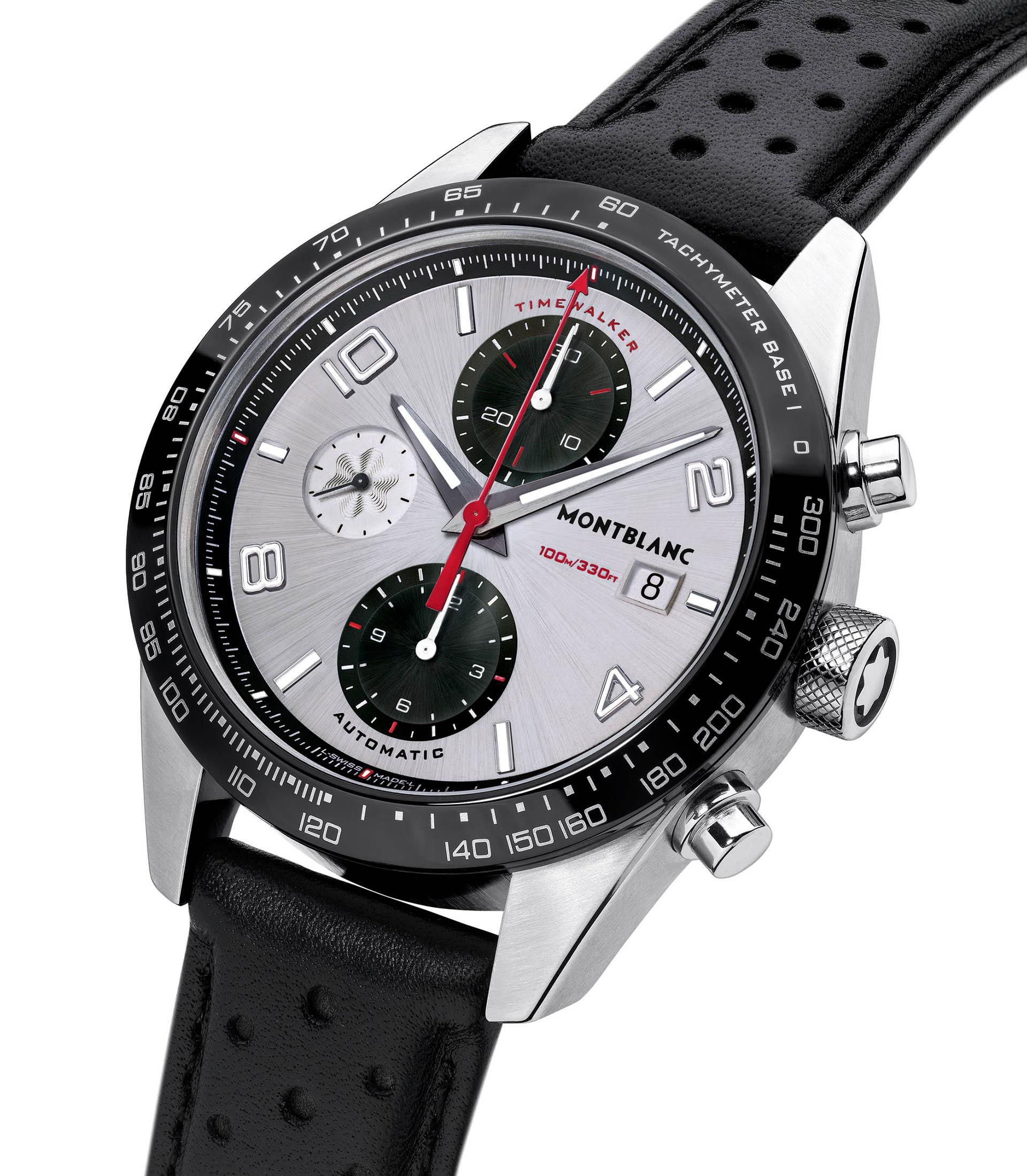 Montblanc TimeWalker Automatic Chronograph (2018)