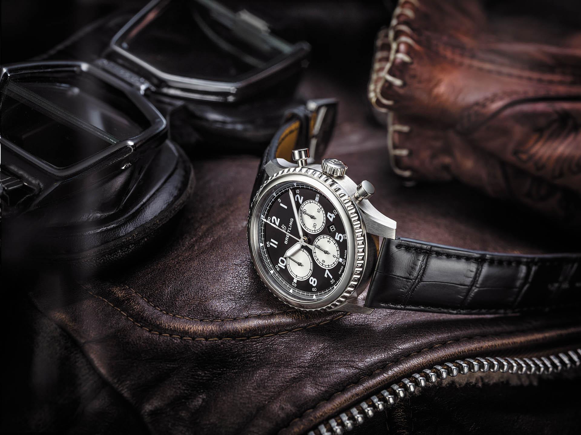 Breitling Navitimer 8 B01 Chronograph 43(2018)