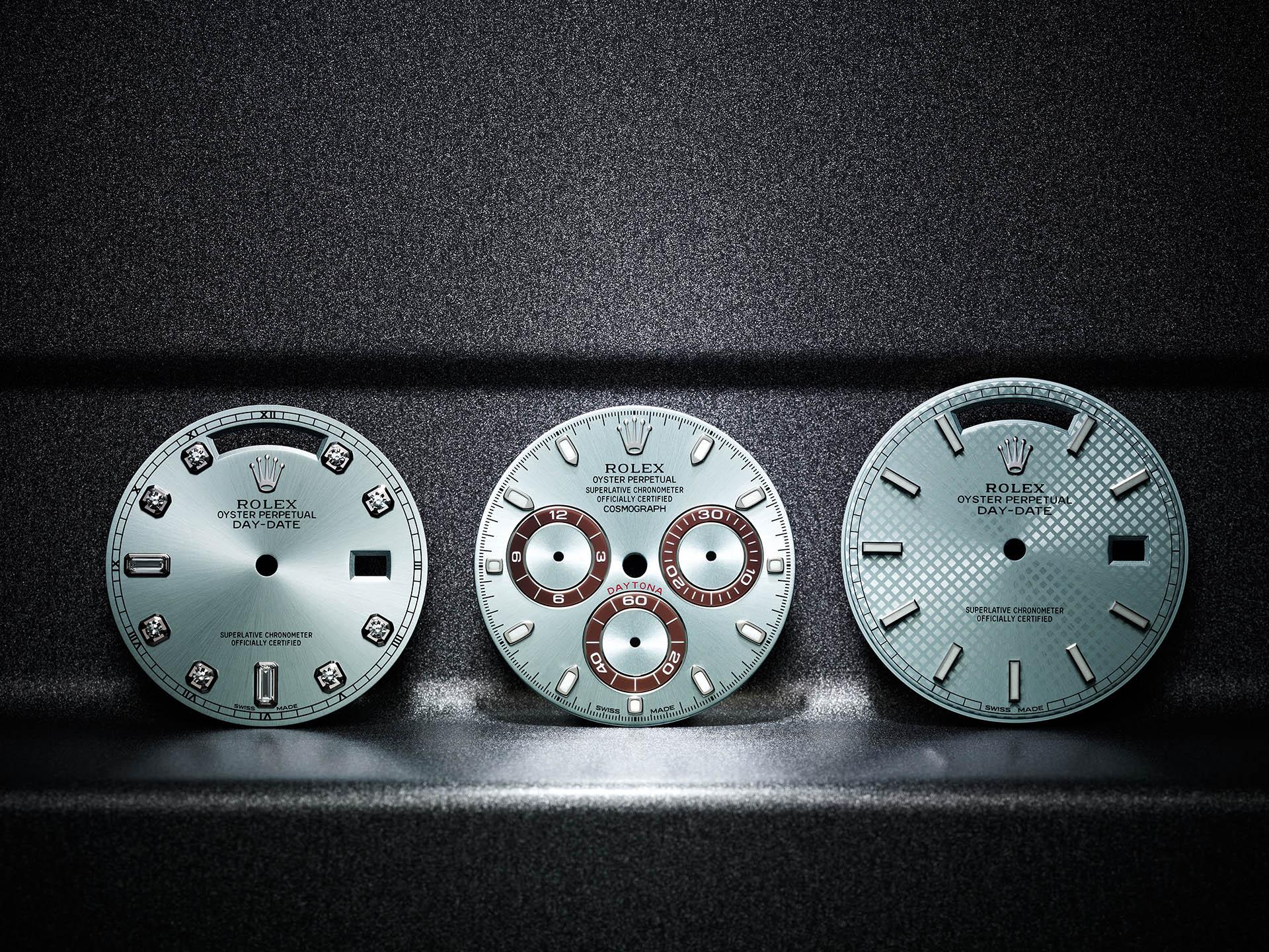 Rolex Zifferblätter CHÊNE-BOURG