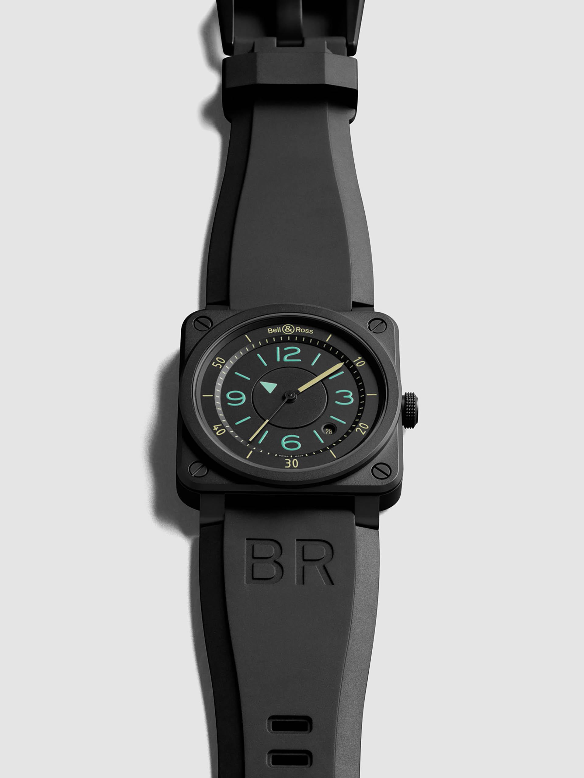 Bell & Ross BR03-92-Bi-Compass