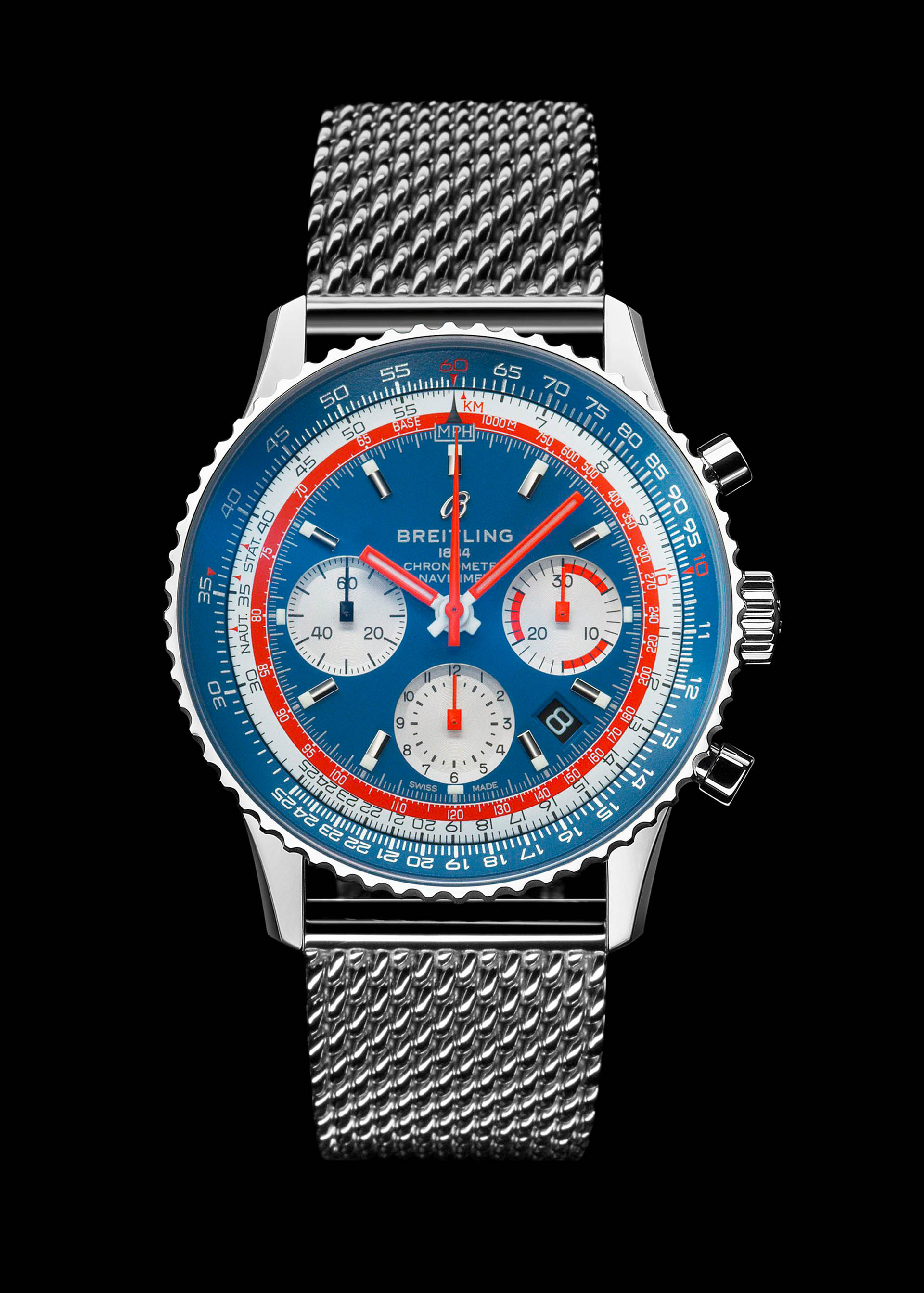 Navitimer 1 B01 Chronograph 43 Airlines Edition PanAm