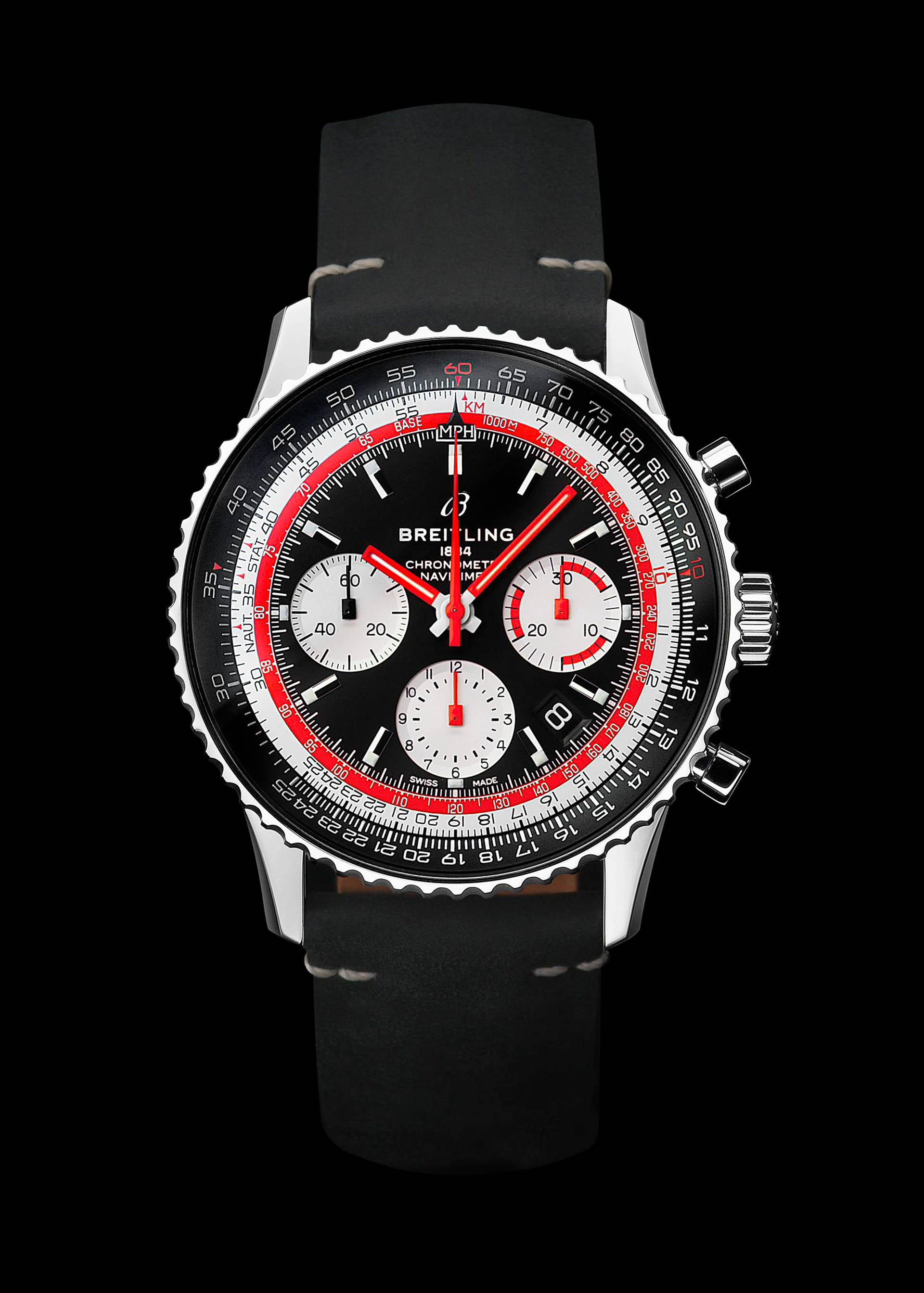 Navitimer 1 B01 Chronograph 43 Airlines Edition Swissair
