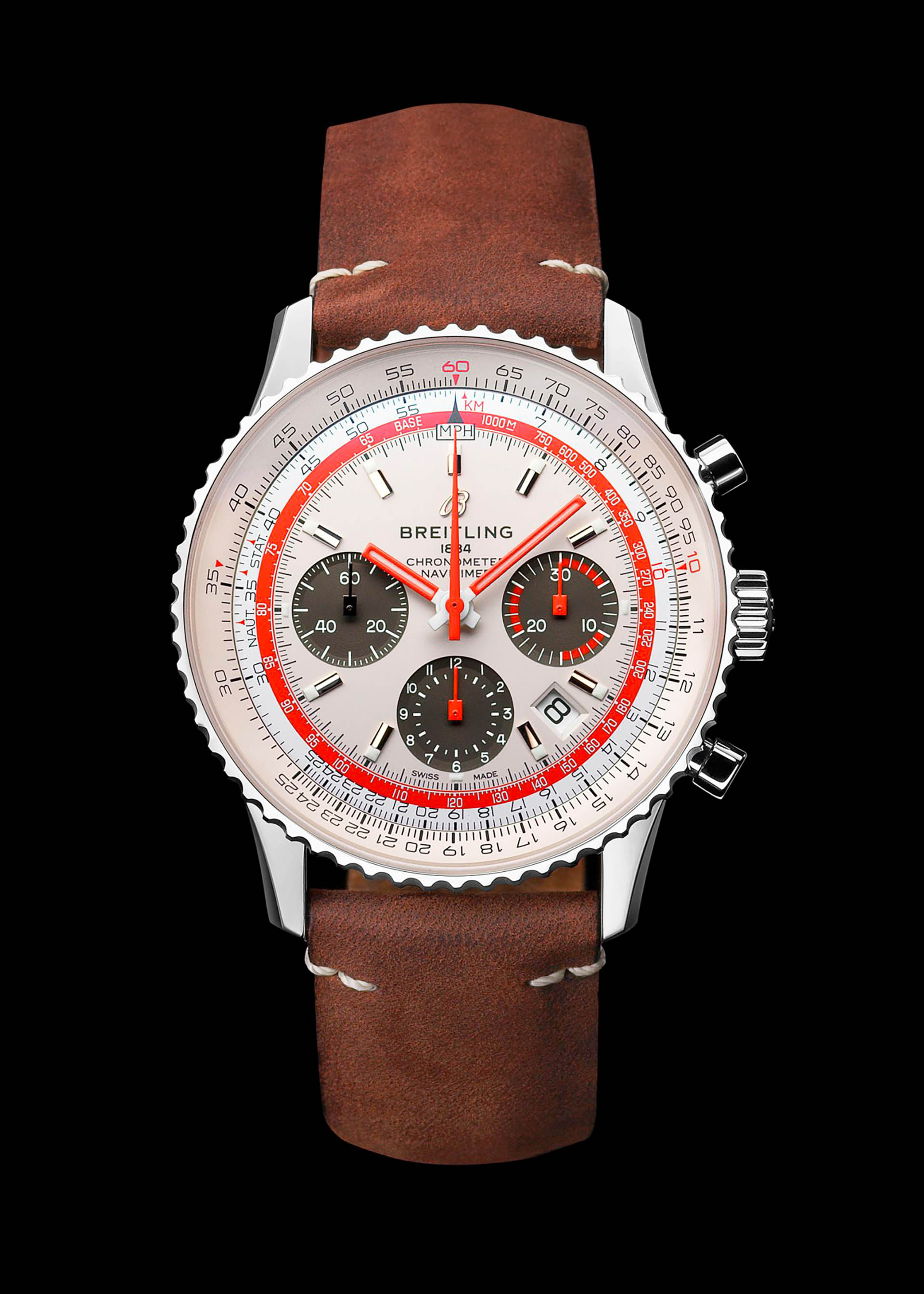 Navitimer 1 B01 Chronograph 43 Airlines Edition TWA