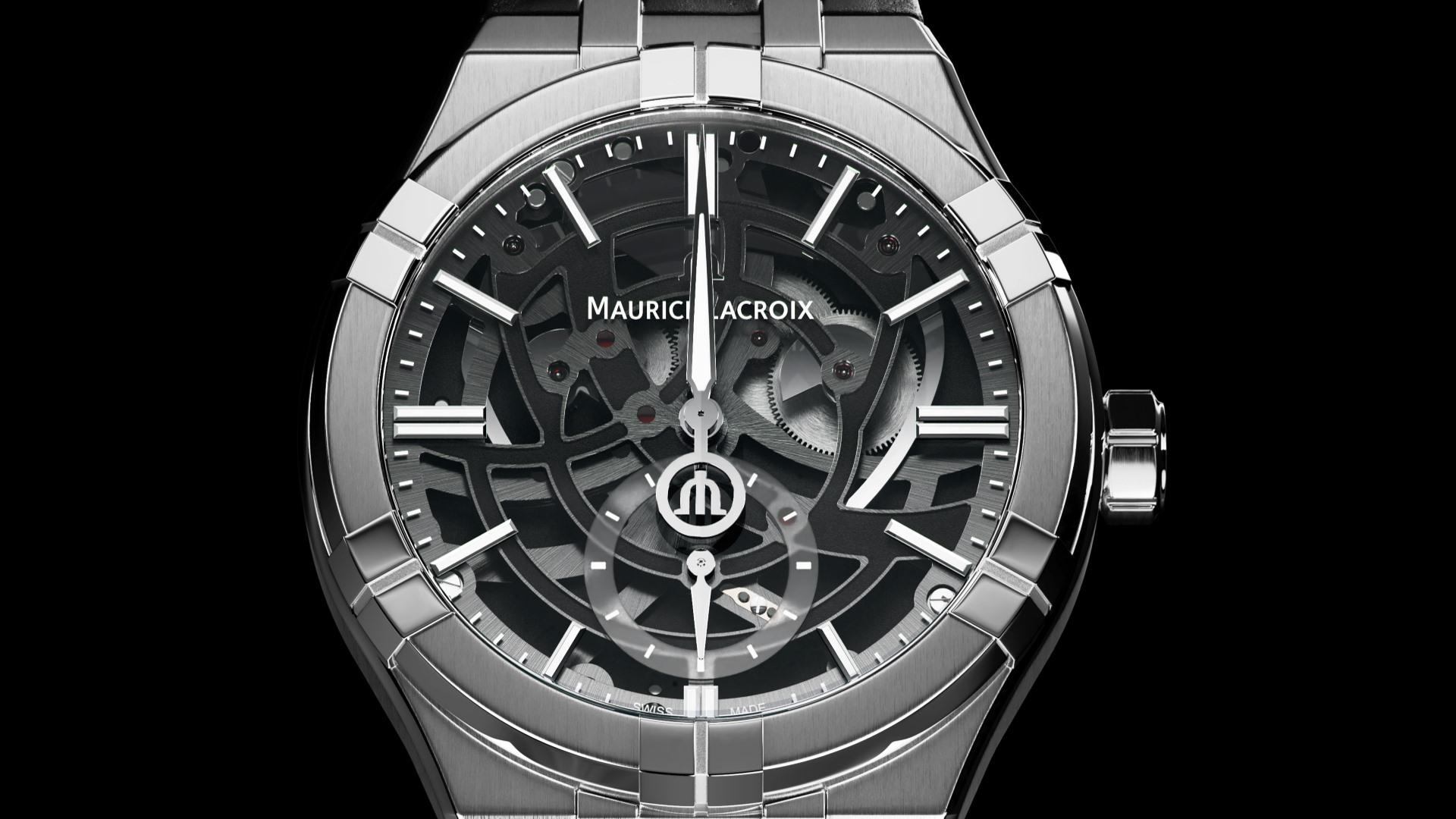 Maurice Lacroix Aikon Mercury