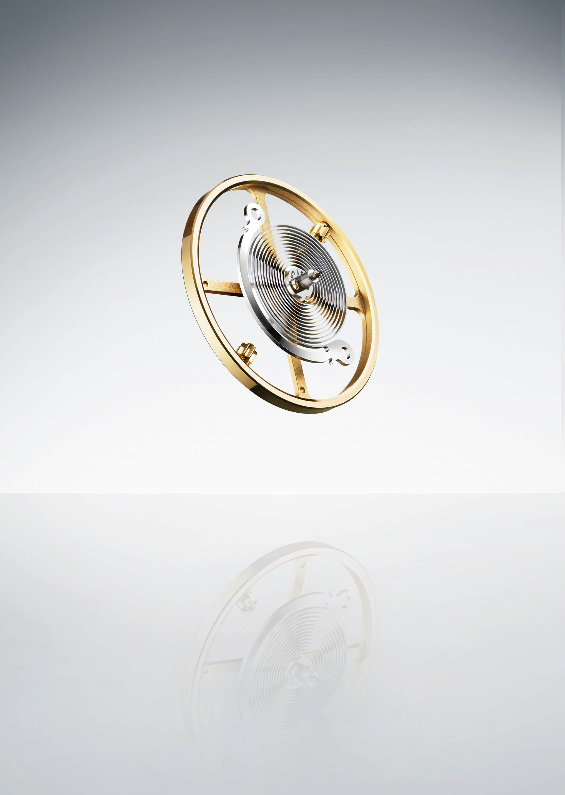 Rolex-Siliziumspirale (Syloxi)