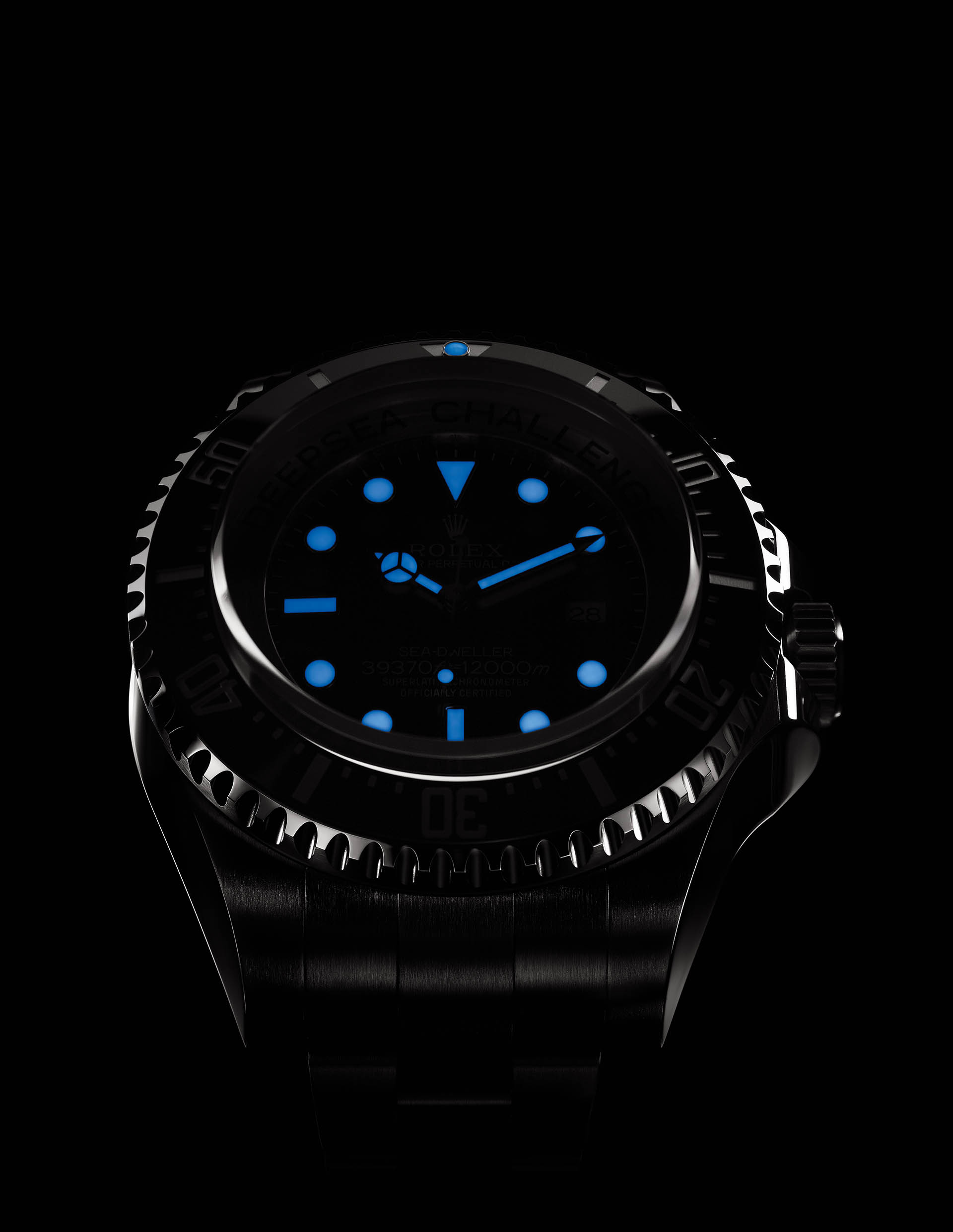 Rolex Chromalight Leuchtmasse