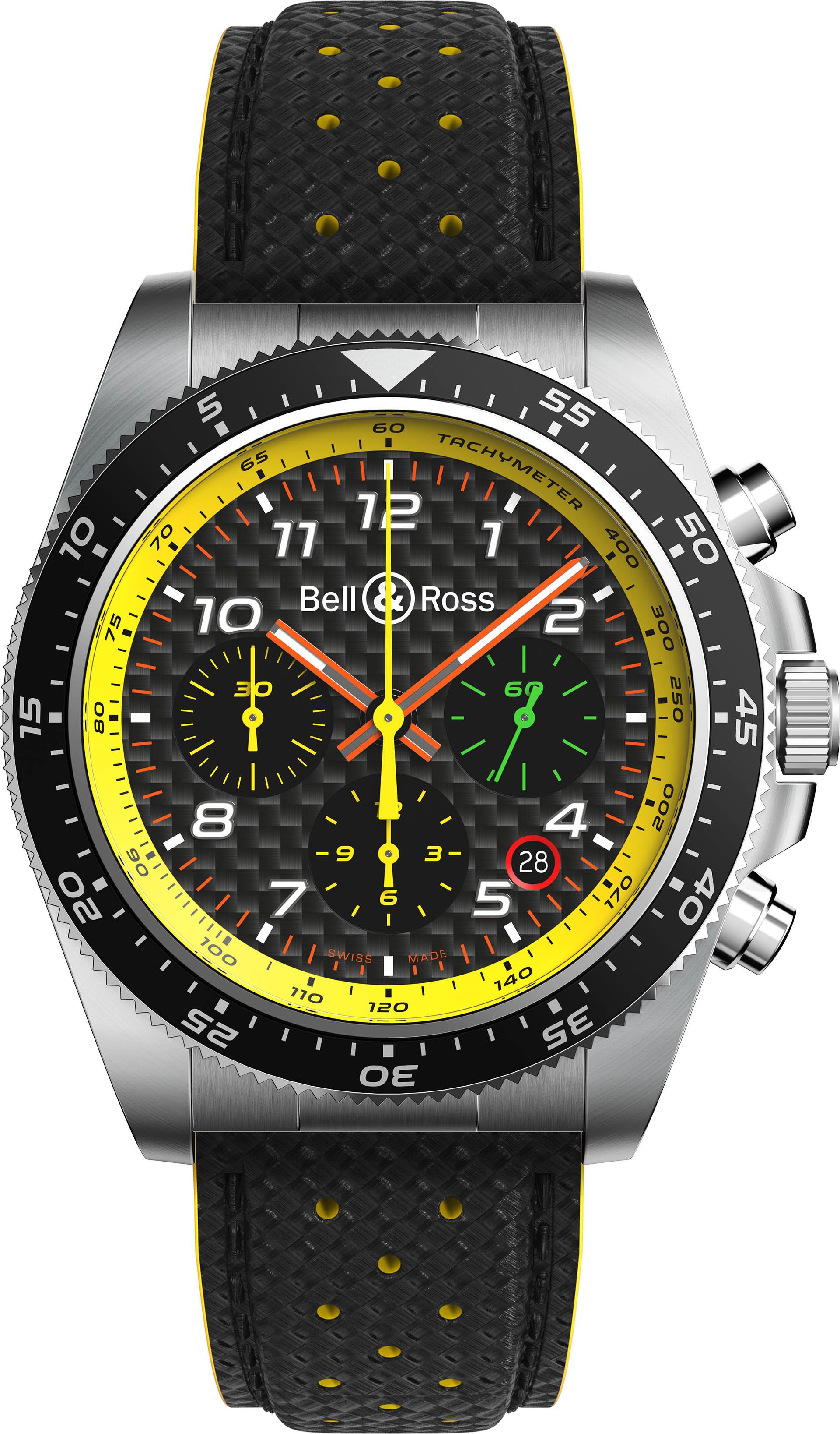 Bell & Ross BR V3-94 R.S. 19 Chronograph