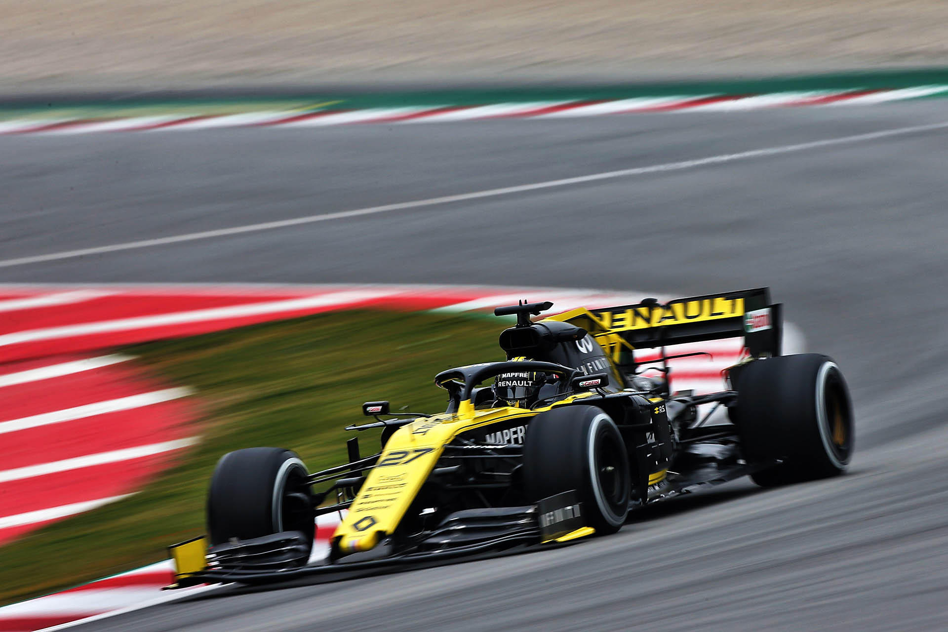 Renault Sport F1 Team RS19