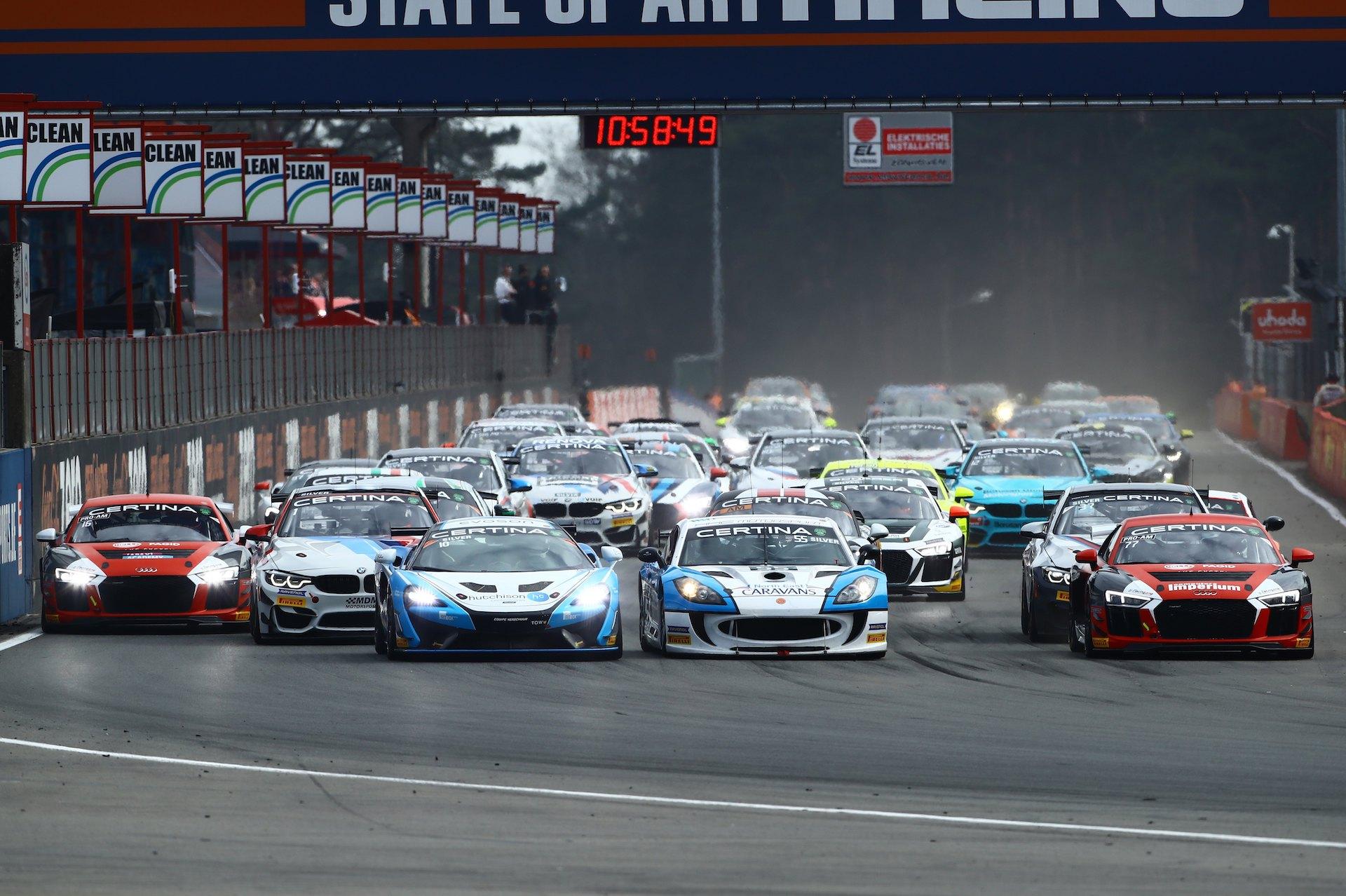 Certina ofizieller Partner der europäischen GT4-Meisterschaft