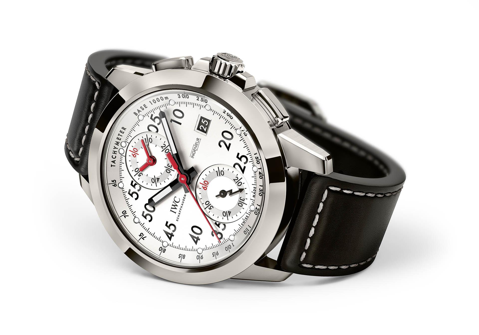 IWC Ingenieur Chronograph zum 50. Jubiläum von Mercedes-AMG
