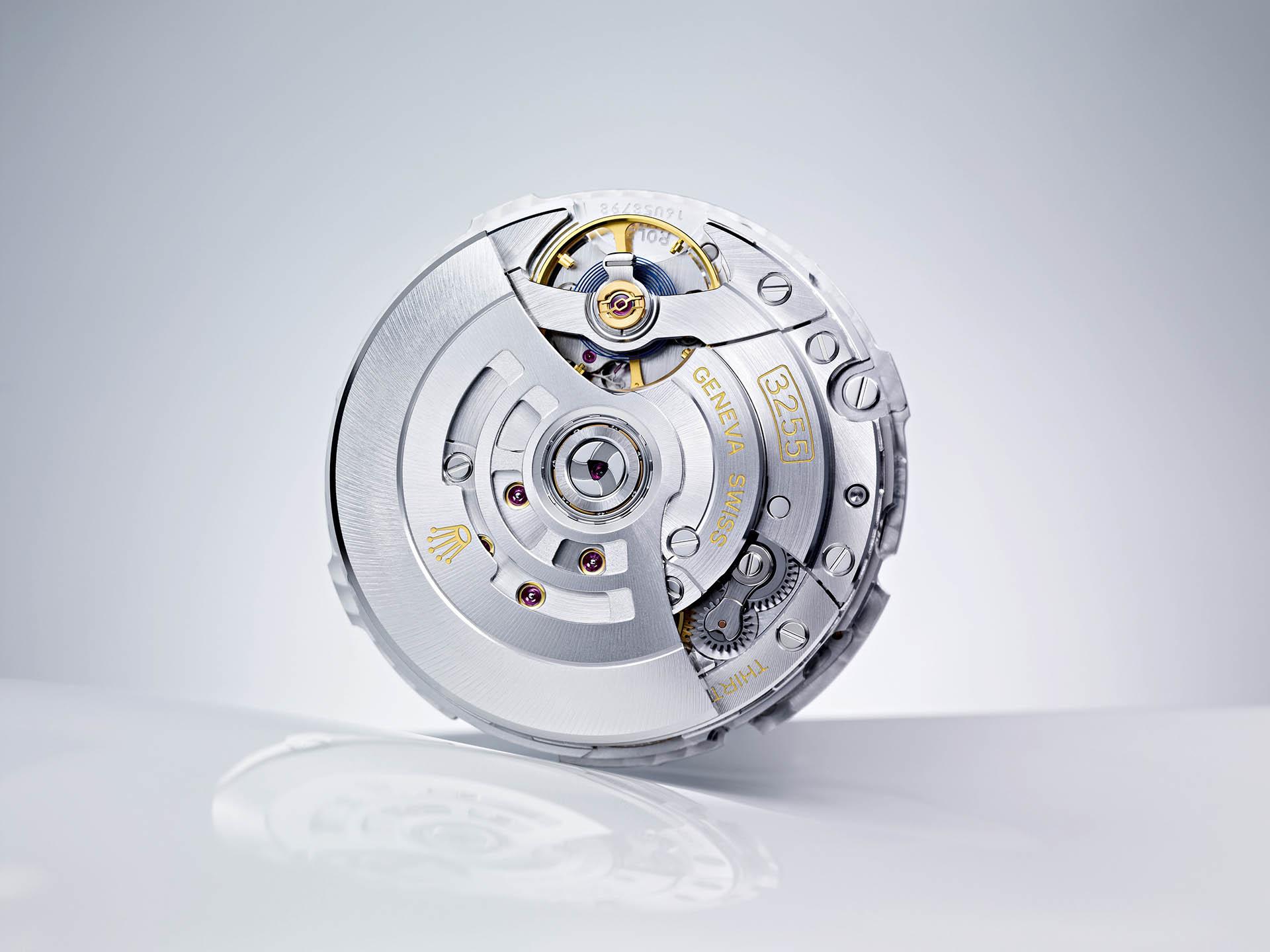 Das Rolex Kaliber 3255