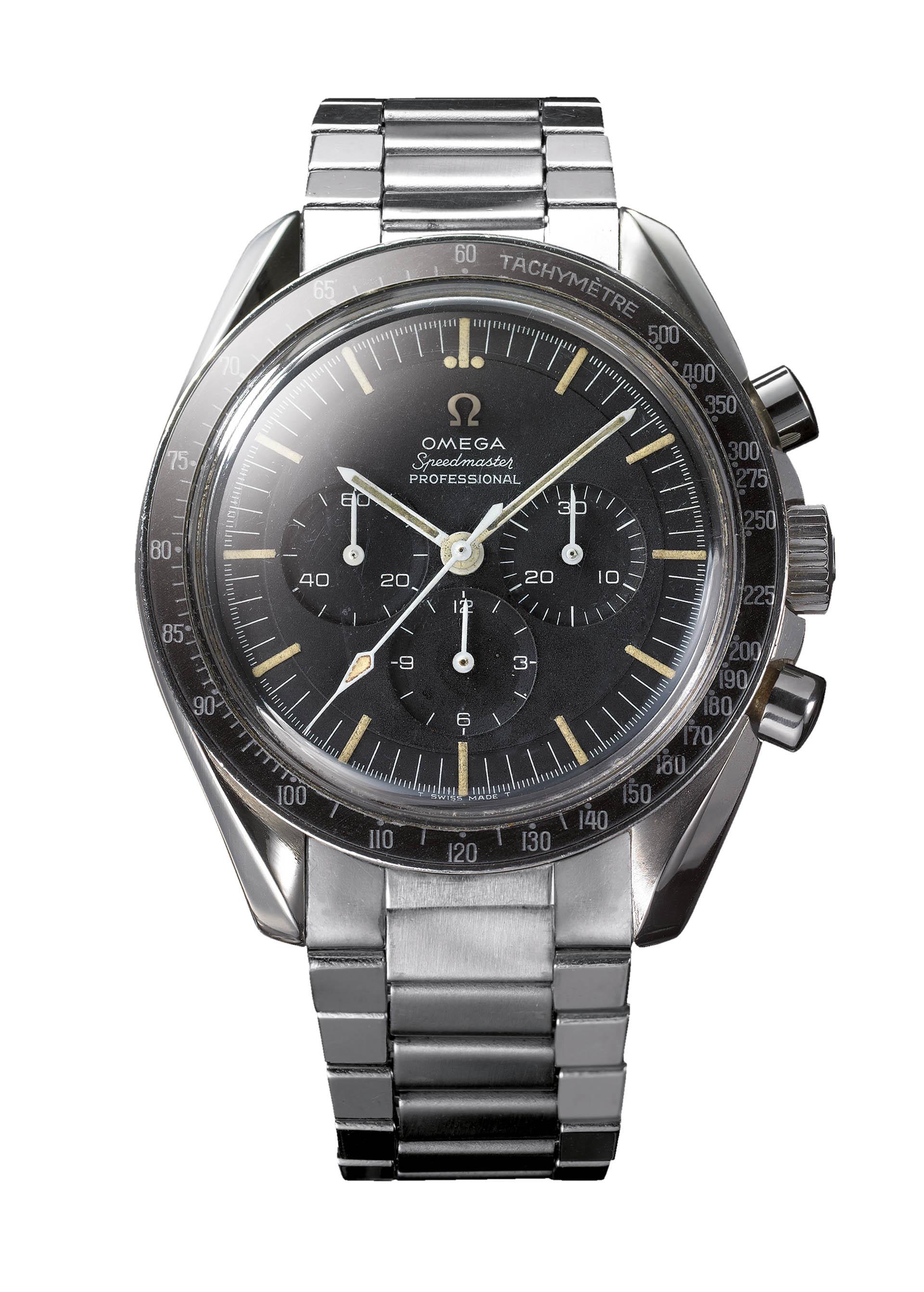 Speedmaster von Omega, die Moonwatch