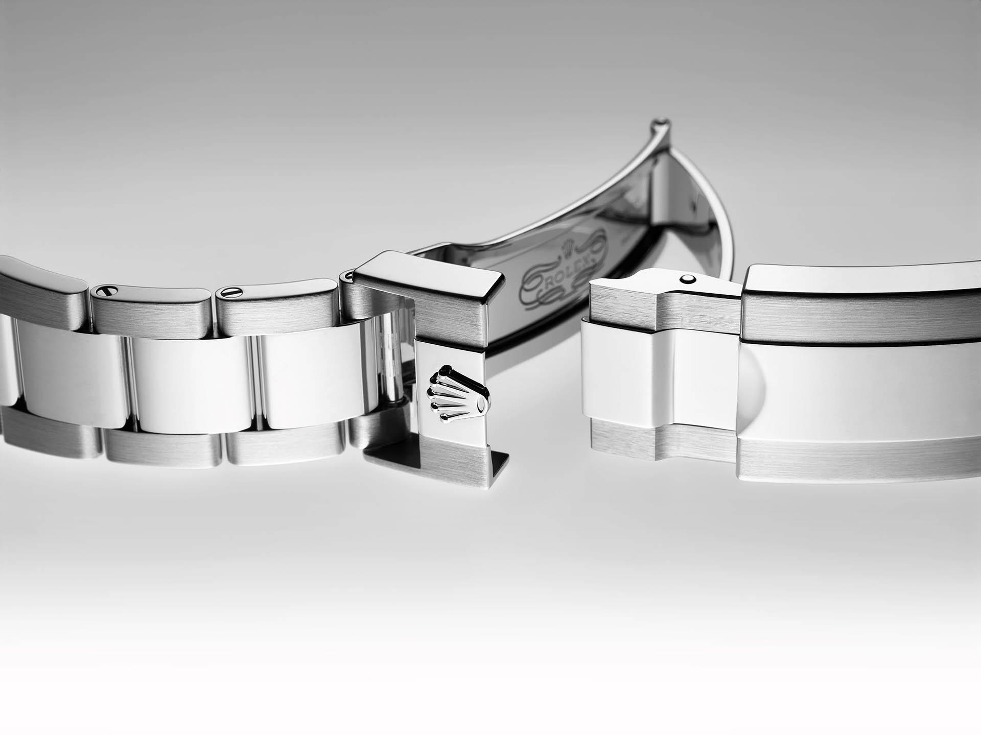 Rolex Oysterlock-Schließe