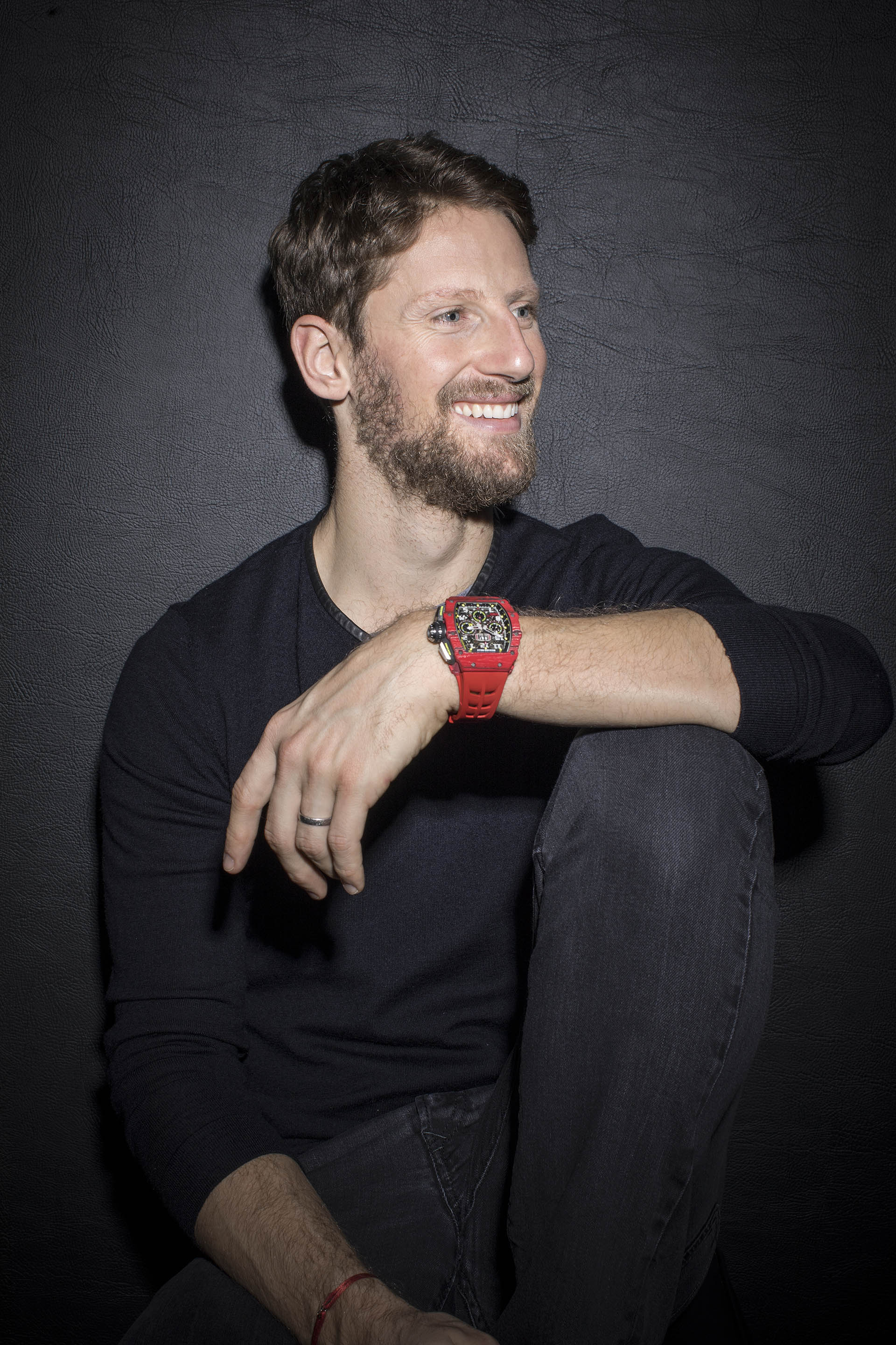 Romain Grosjean (Richard Mille)