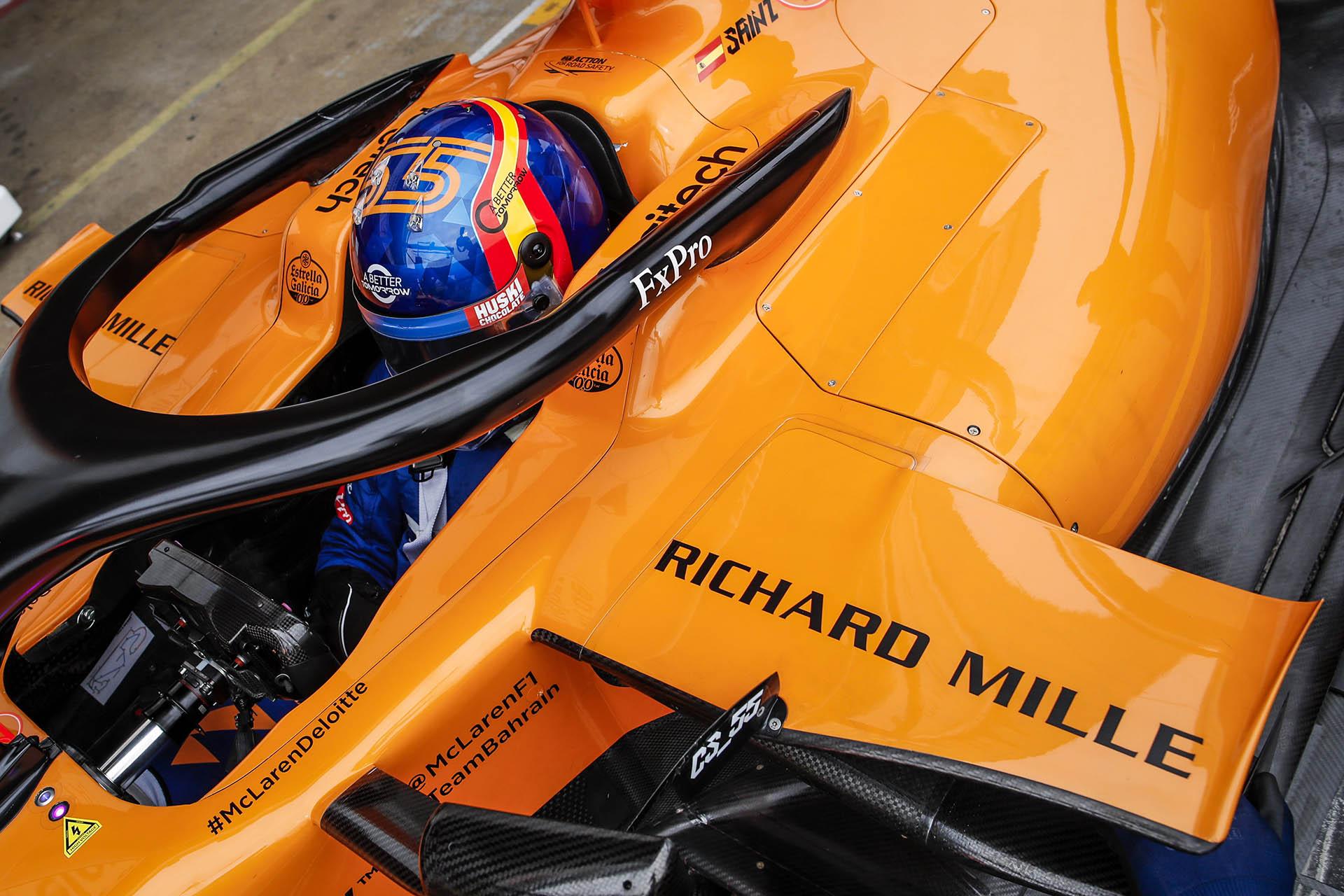 McLaren Renault F1 MCL34