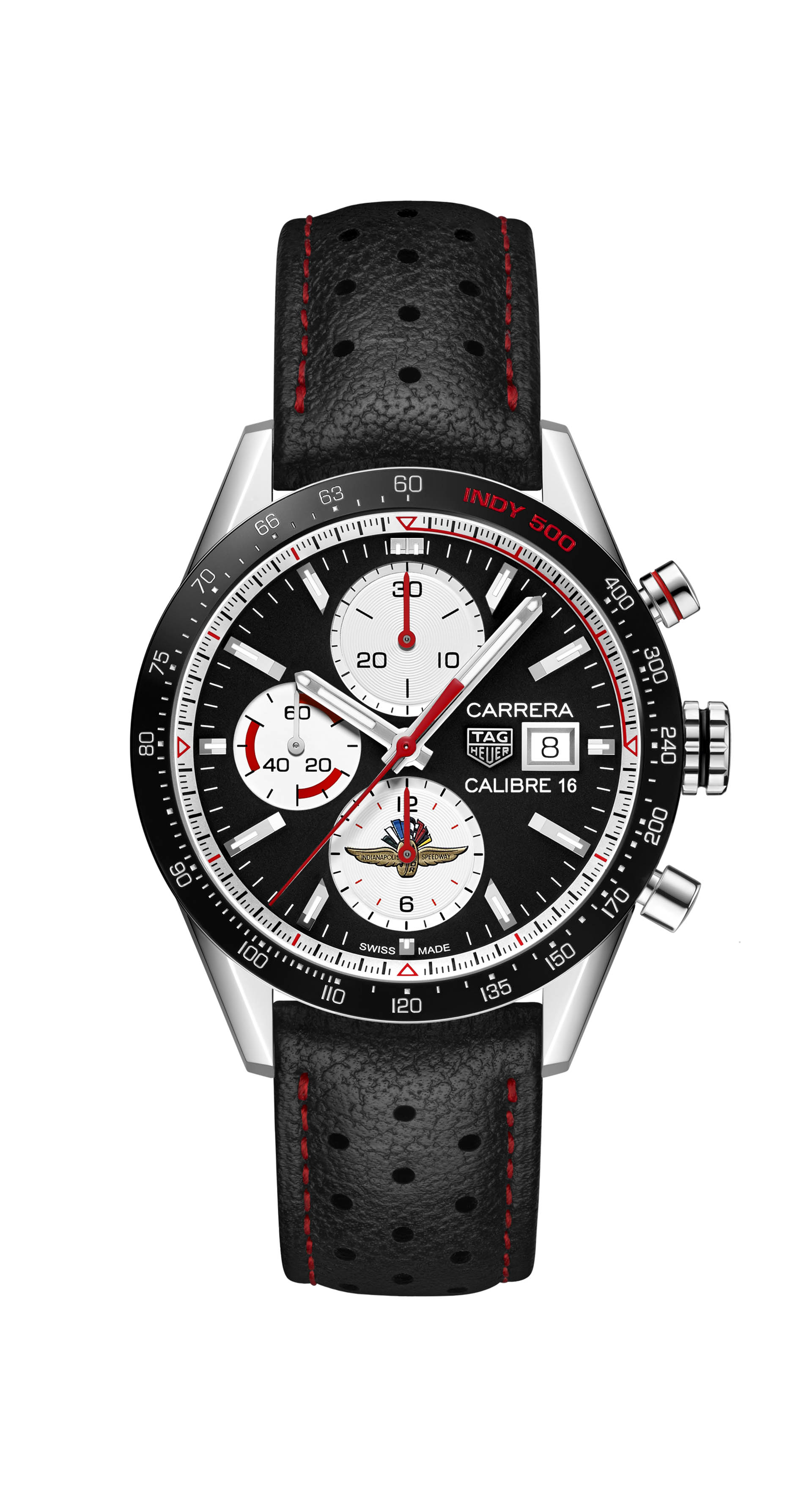 TAG Heuer Carrera Calibre 16 Special Edition Indy 500 2019