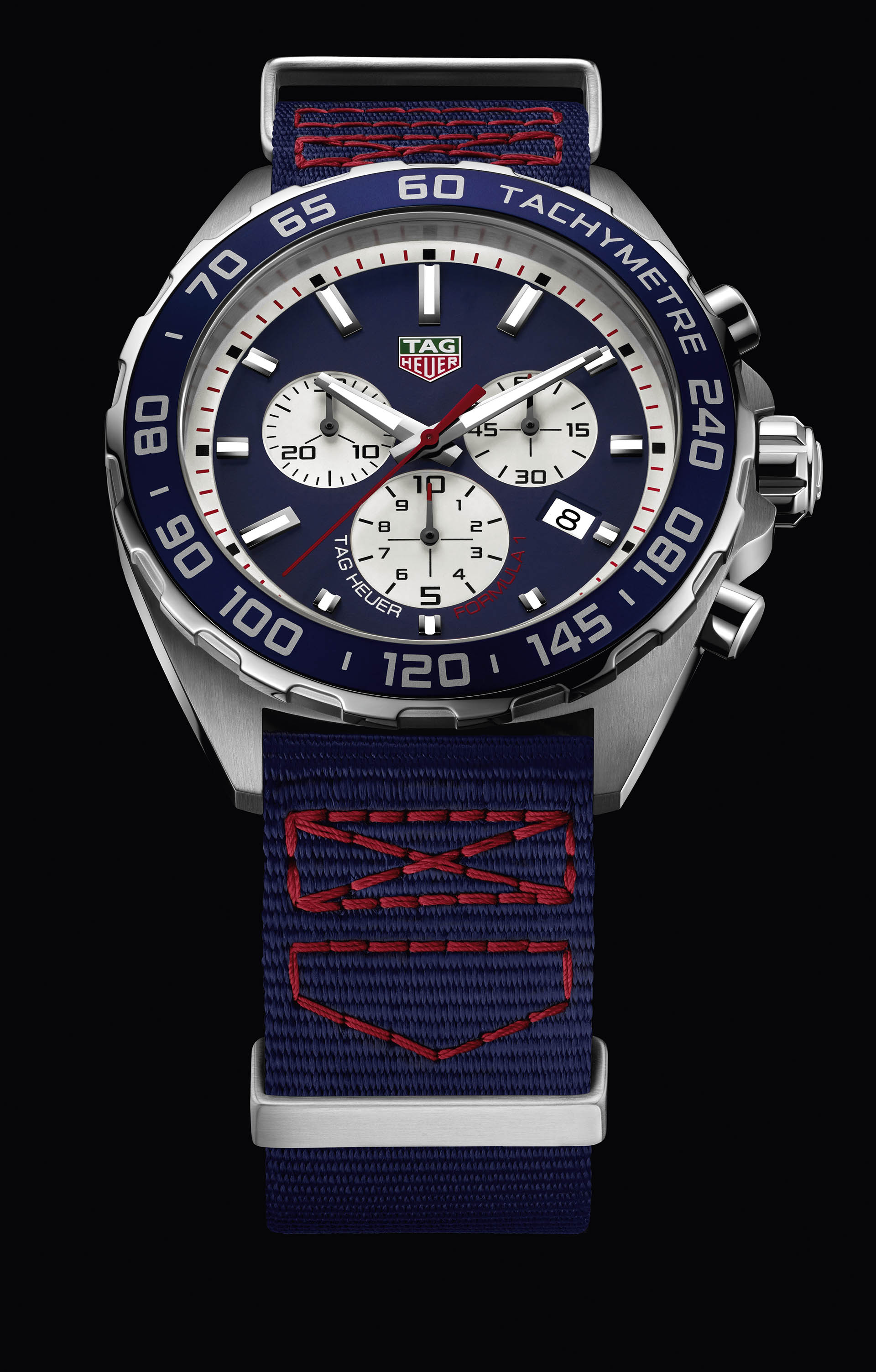 TAG Heuer Formula 1 Special Edition Aston Martin Red Bull Racing