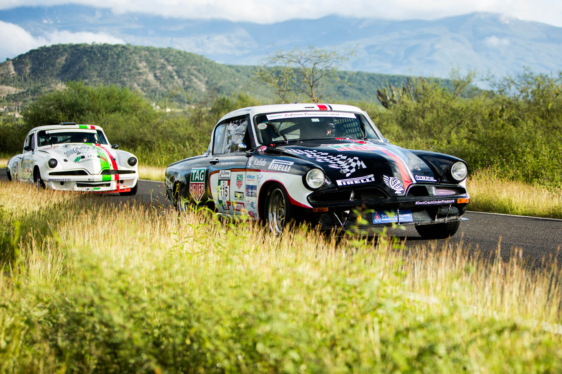 TAG Heuer unterstützt die Carrera Panamericana Mexico