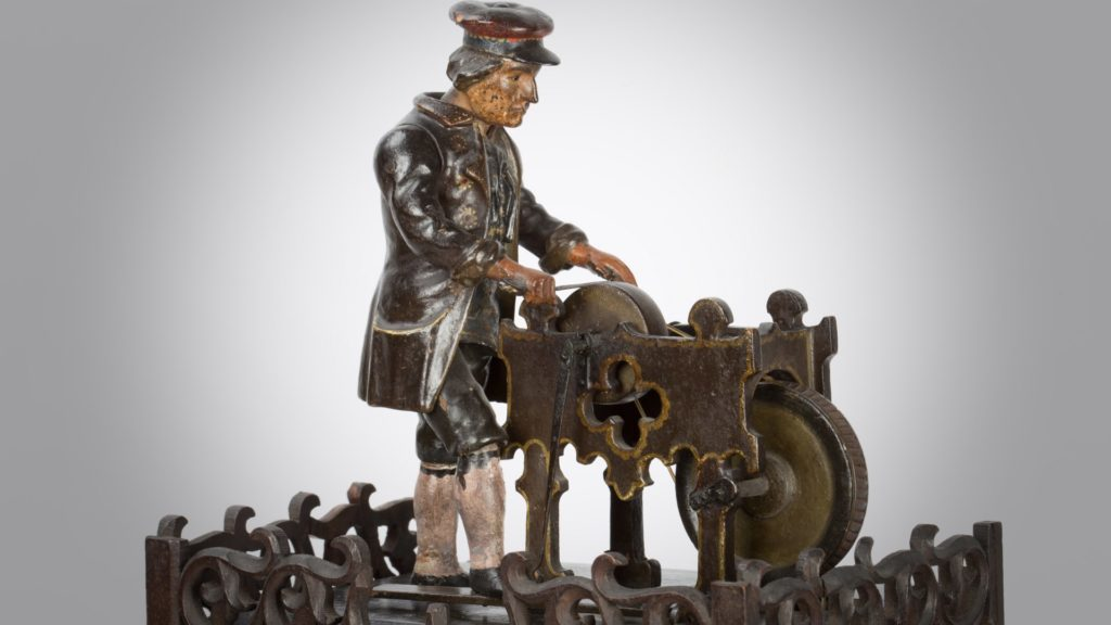 Schwarzwalduhr im Deutschen Uhrenmuseum Furtwangen