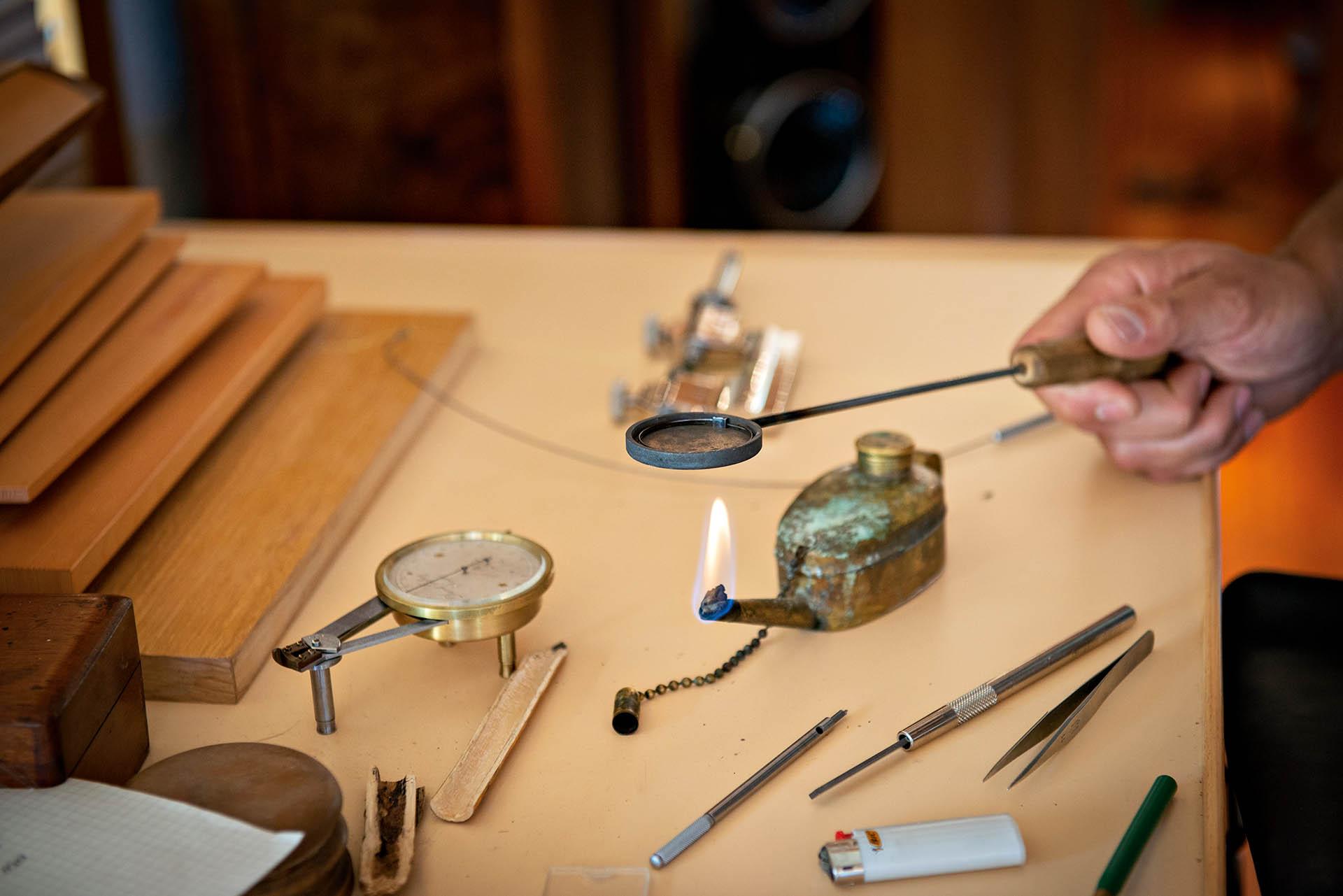 Manufaktur Audemars Piguet in Le Brassus