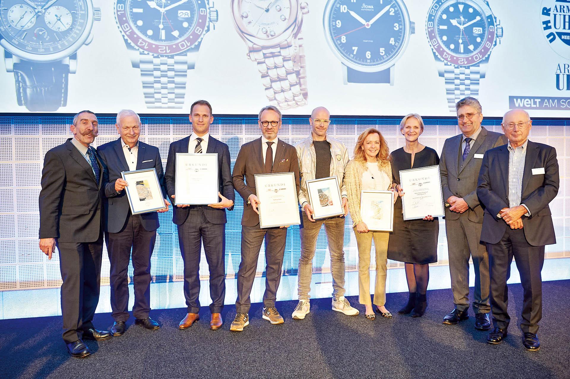 Baselworld Uhr des Jahres 2019