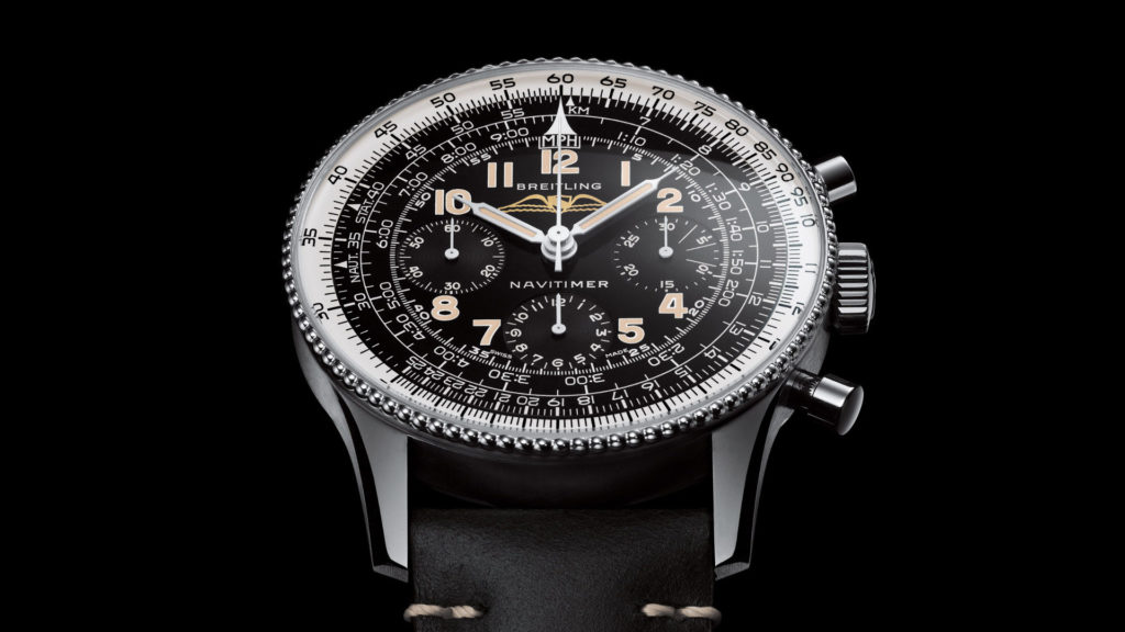 Navitimer Ref. 806 1959 Re-Edition (PPR/Breitling)