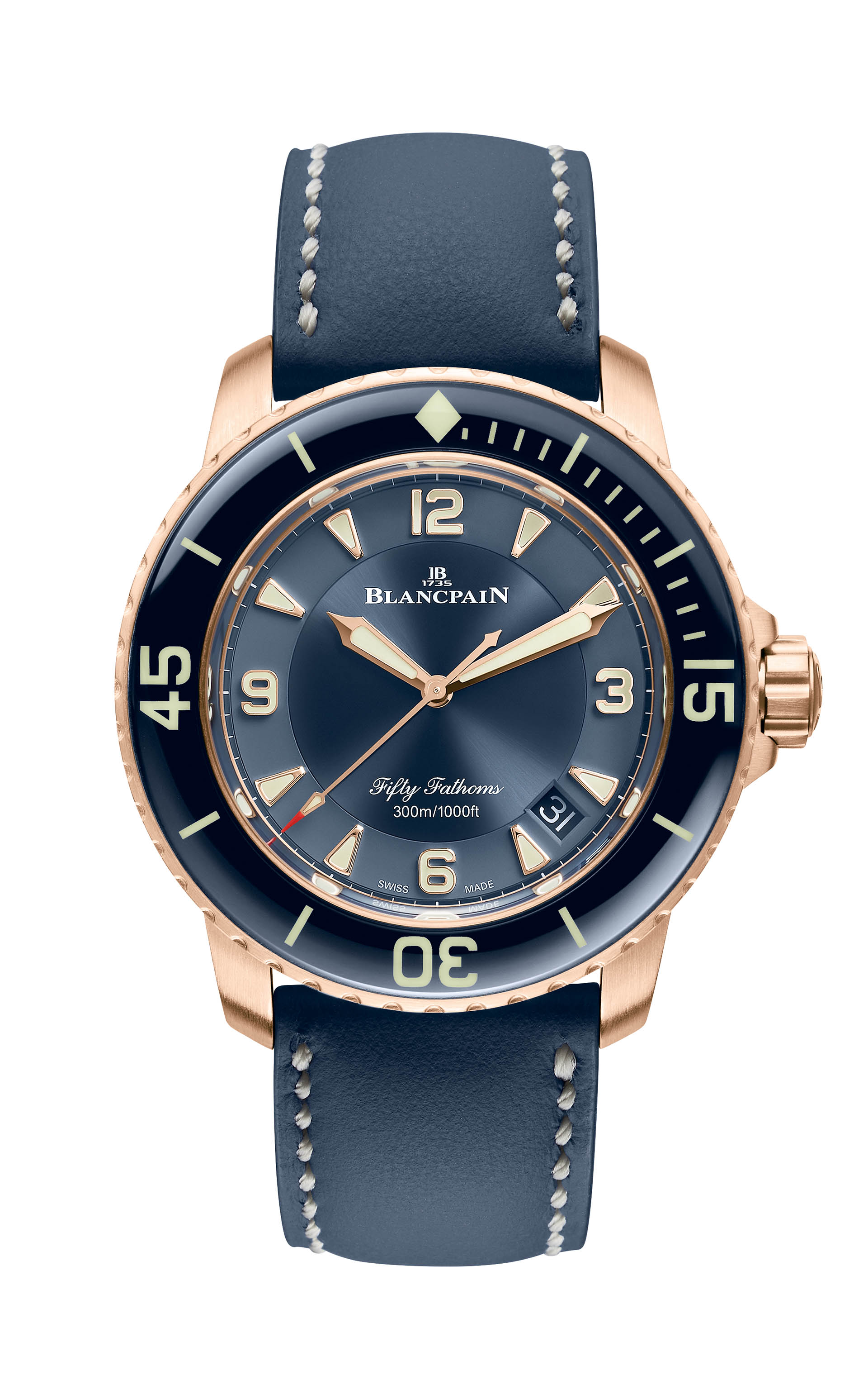 Blancpain Fifty Fathoms Automatique Keramik