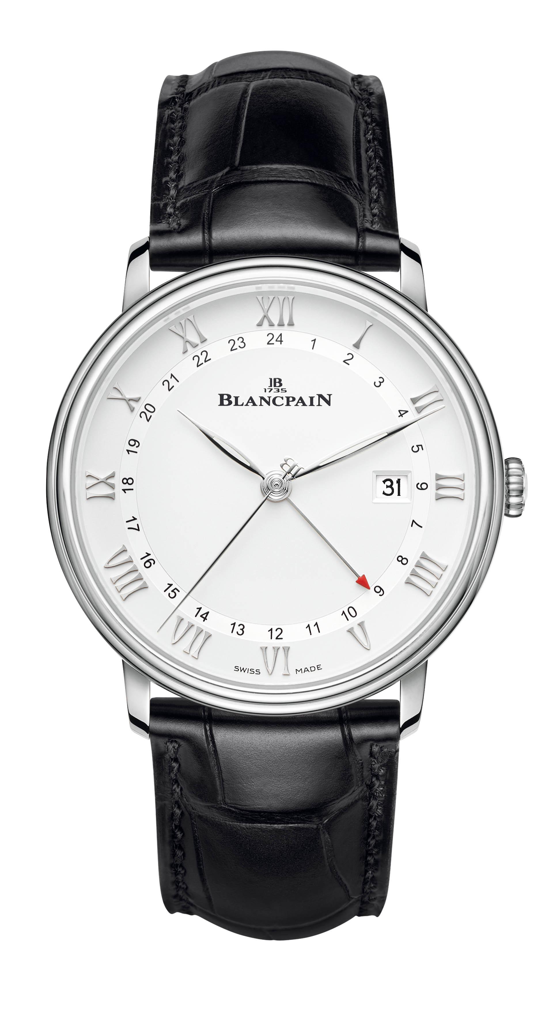Blancpain Villeret GMT