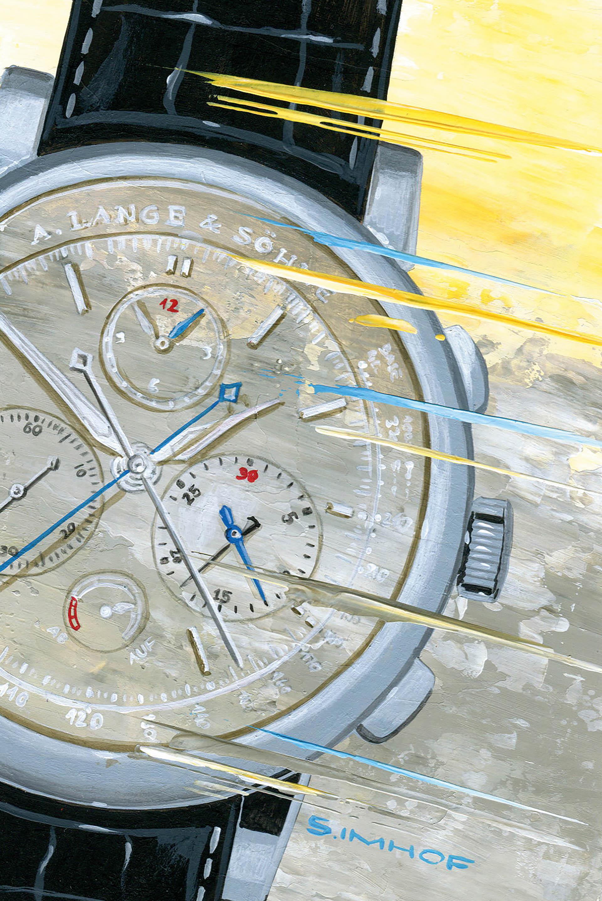 Baselworld, Uhr des Jahres 2019, Steffen Imhof