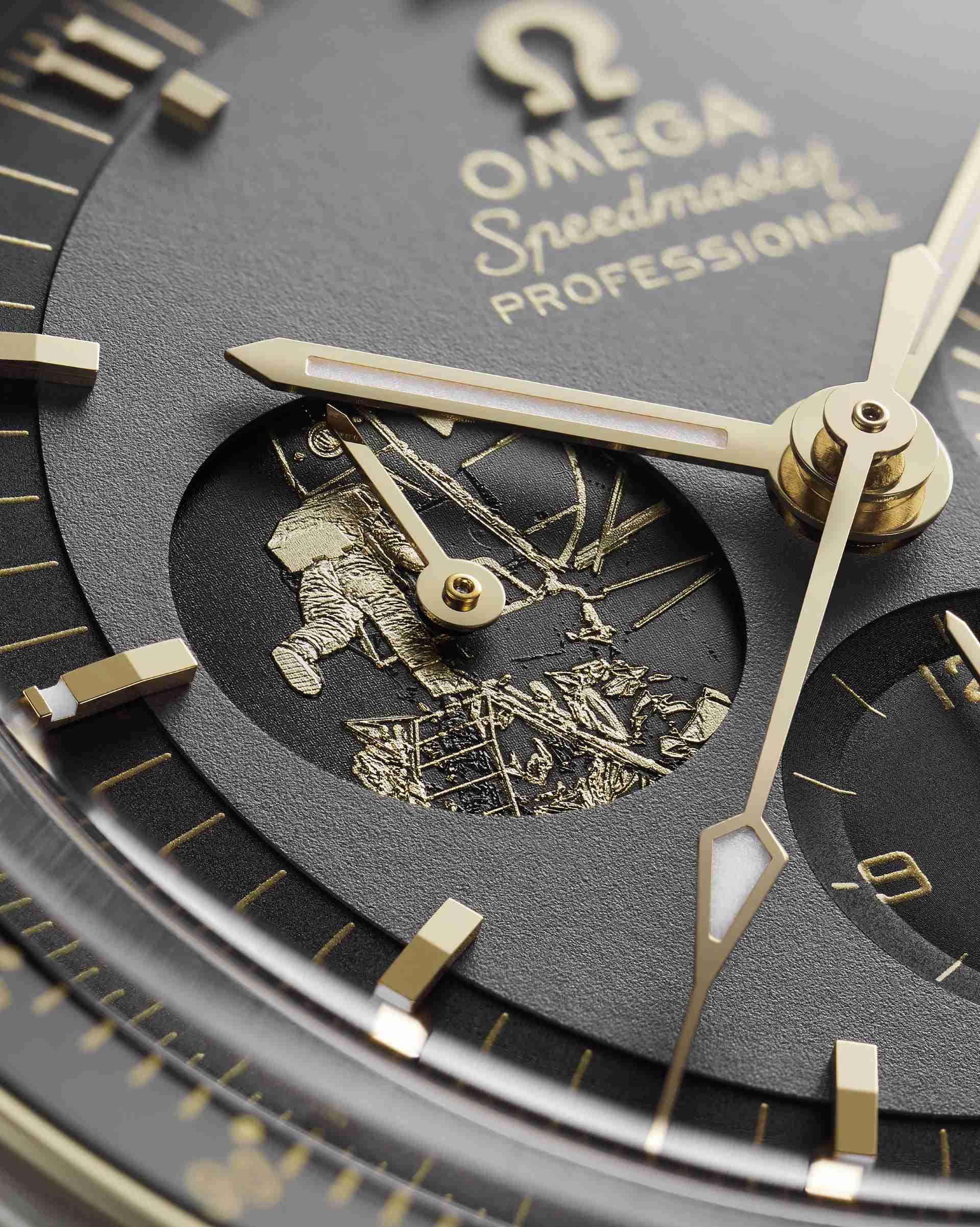 Speedmaster Apollo 11 limitierte Edition von Omega