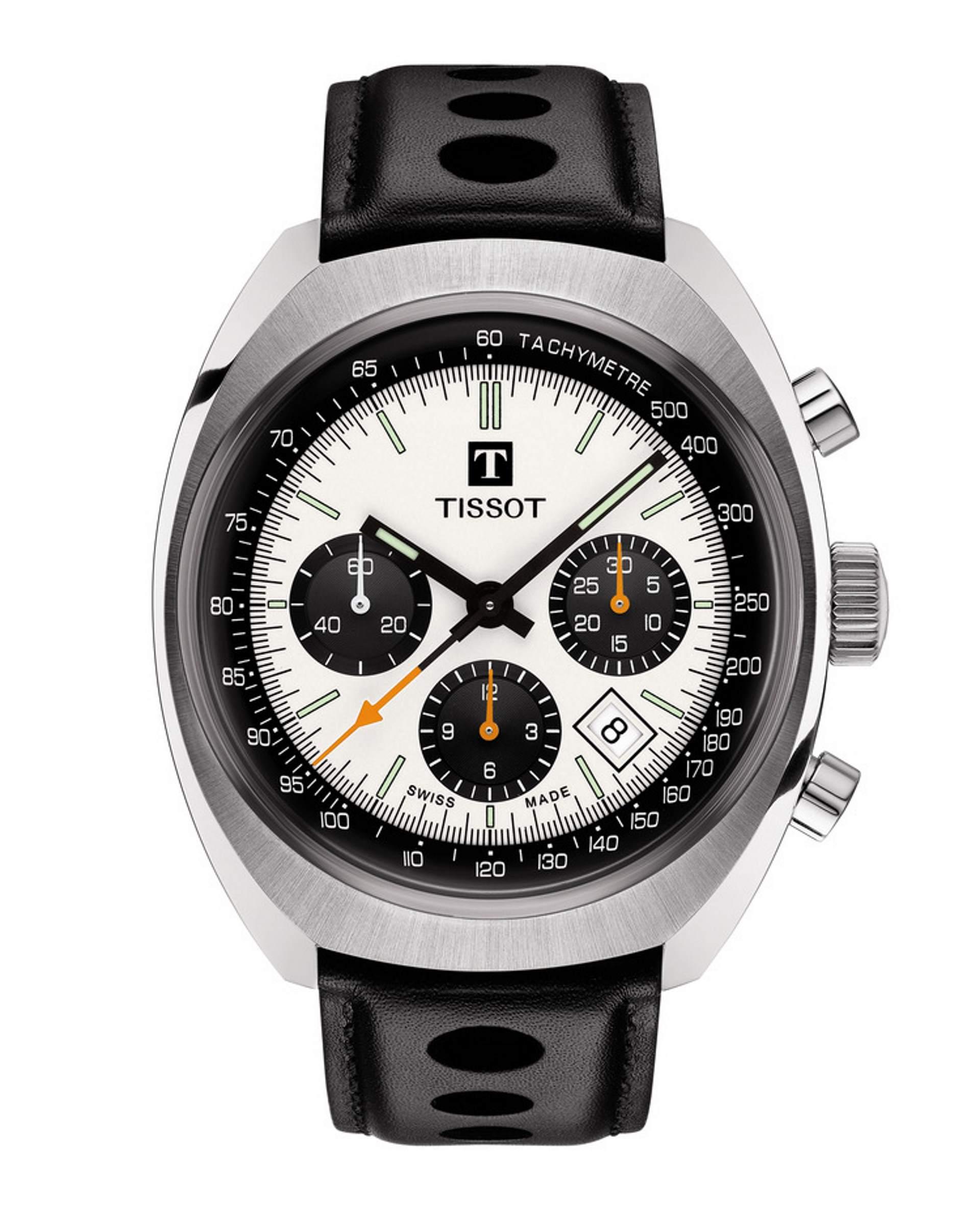 Chronograph Tissot Heritage 1973