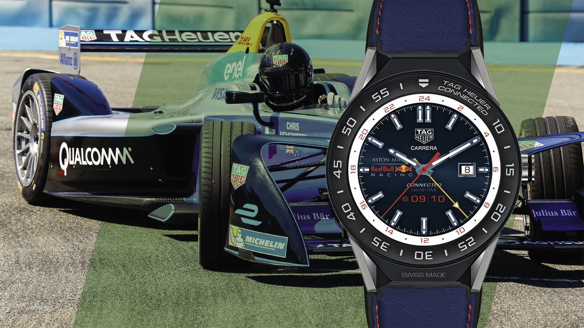 Carrera Armbanduhr von TAG-Heuer