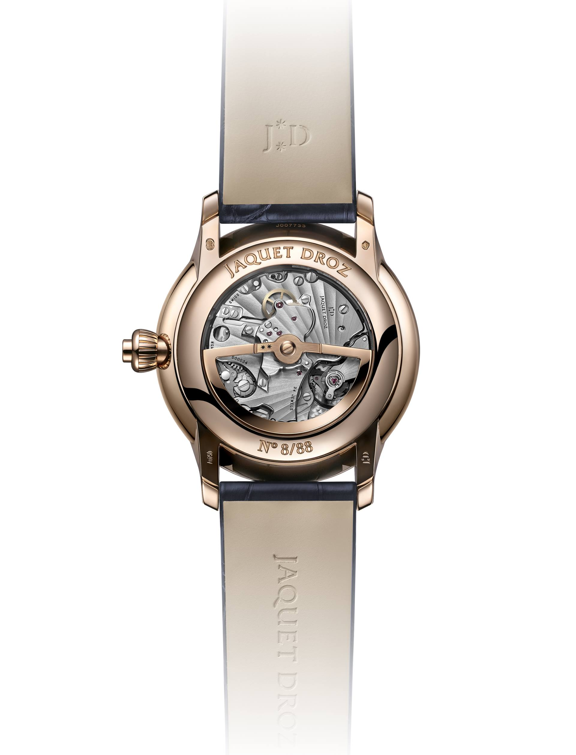 Jaquet Droz: Grande Seconde Chronograph