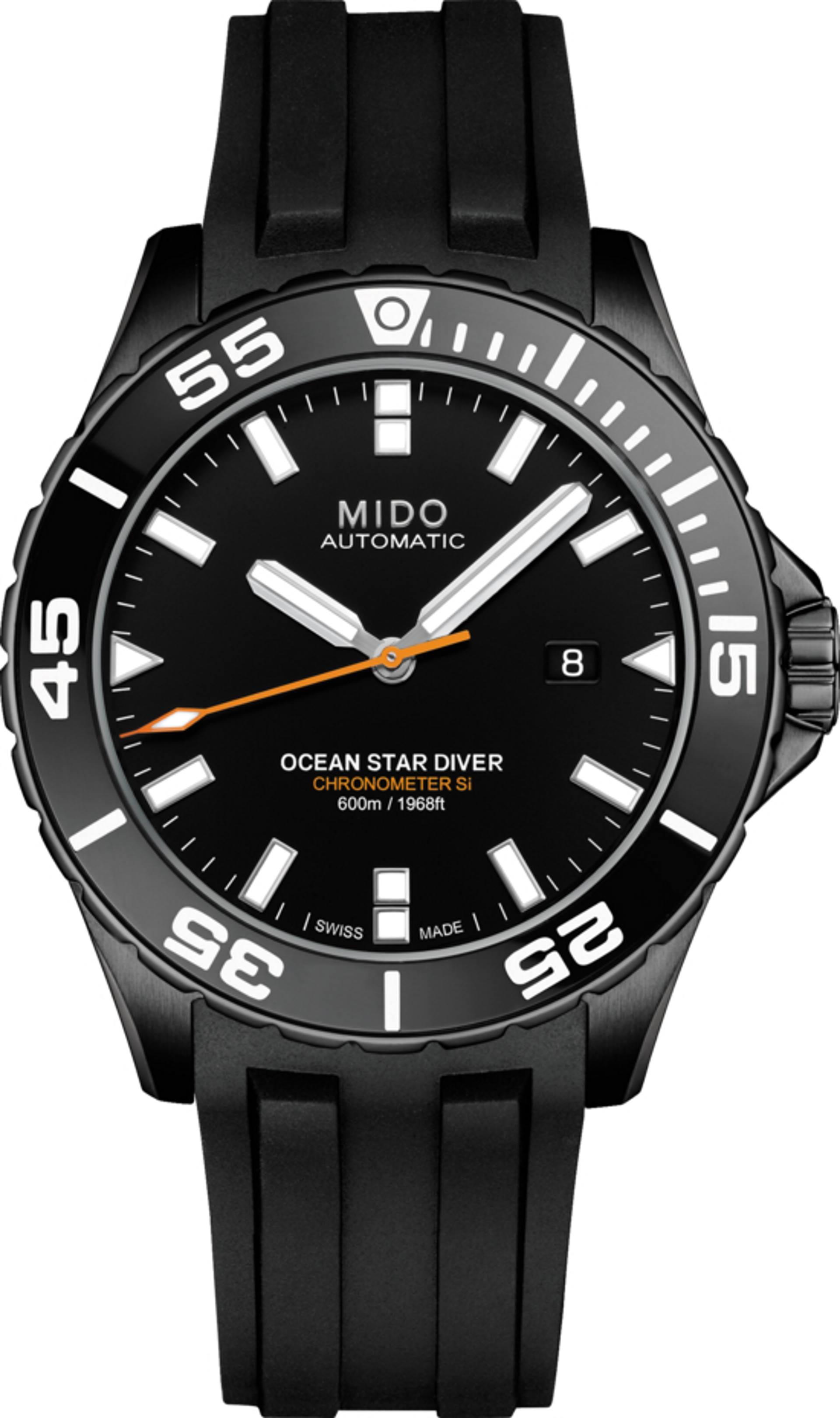 Ocean Star Diver 600 von Mido