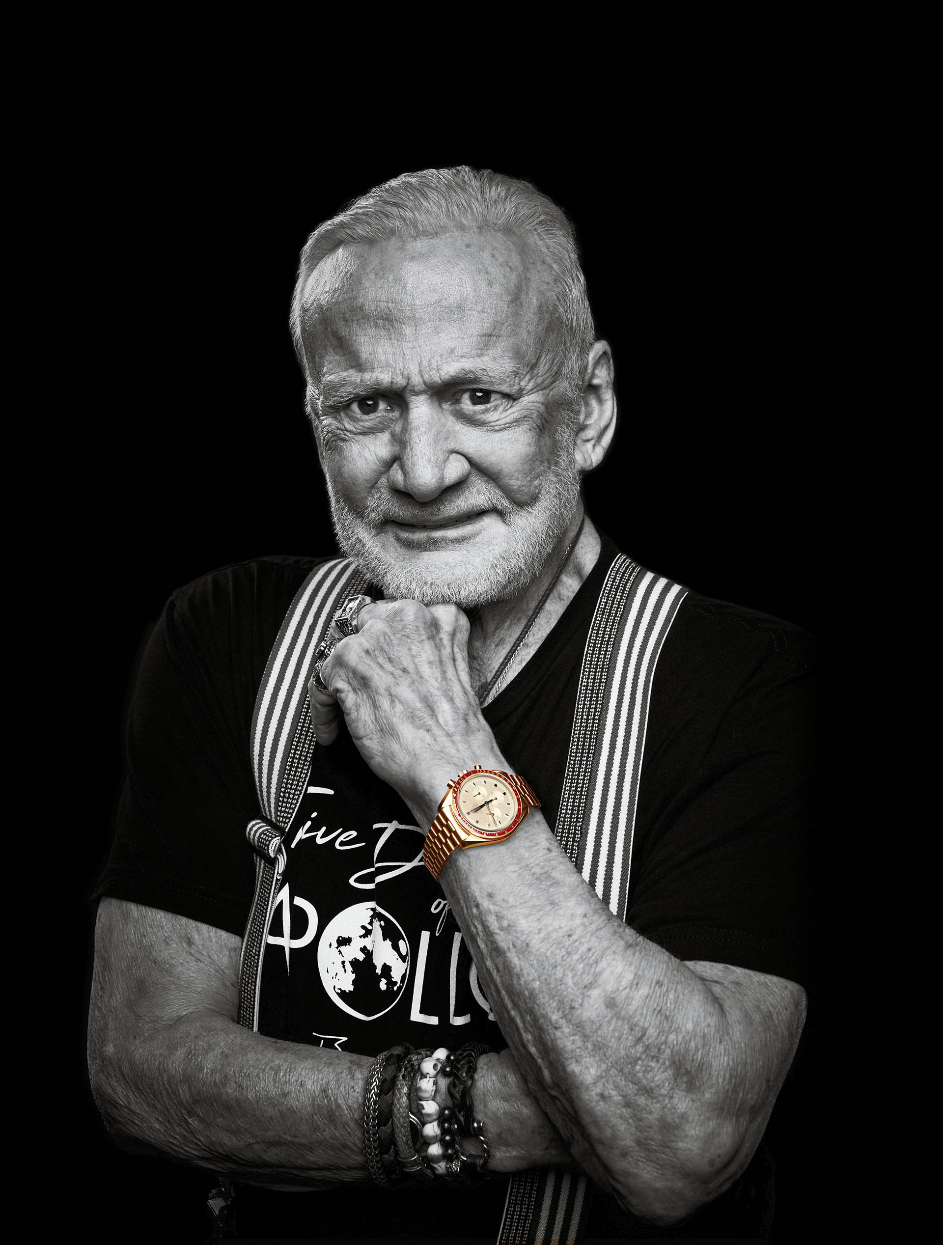 Buzz Aldrin Omega Speedmaster