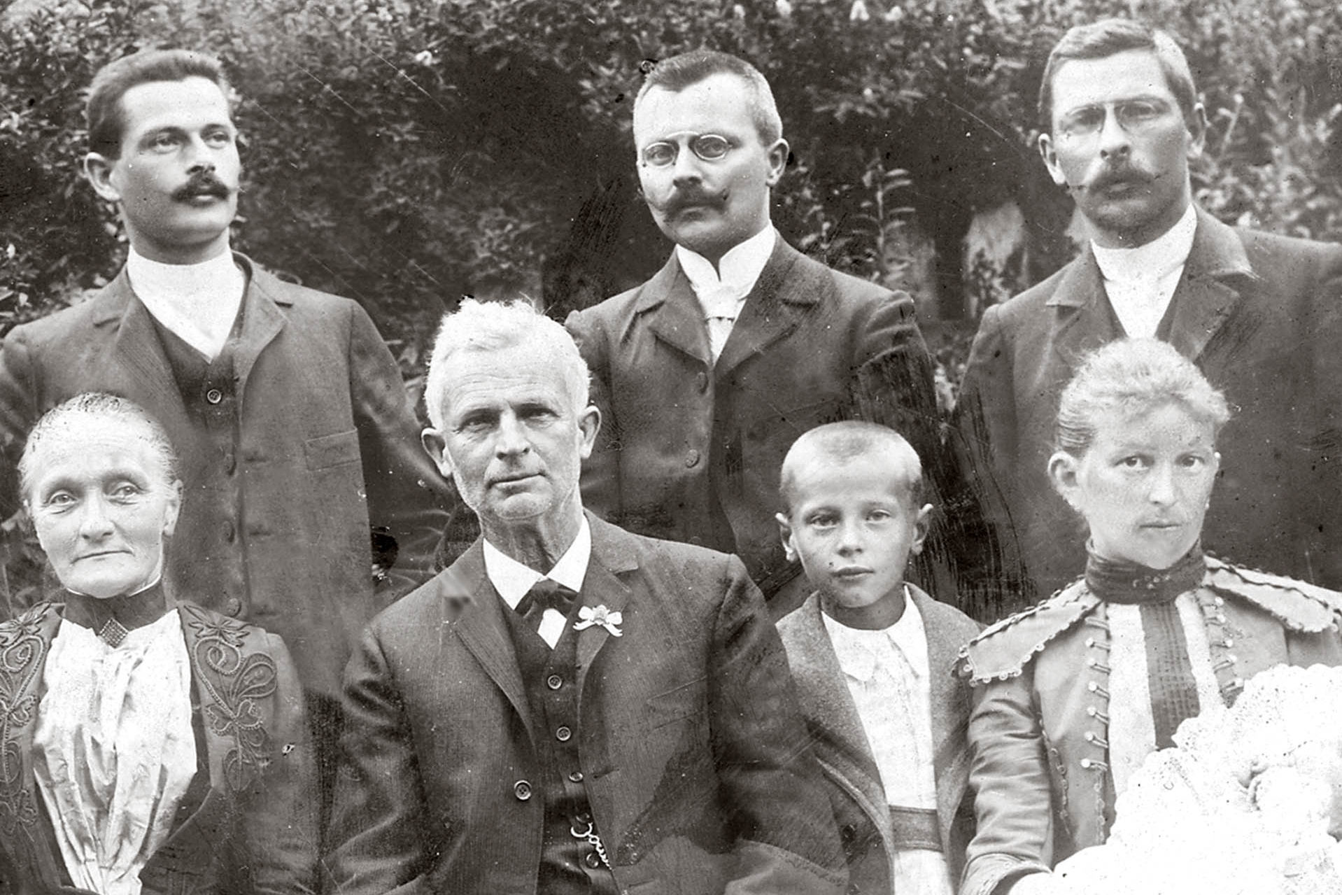 Alfred, Max, Paul Mühle