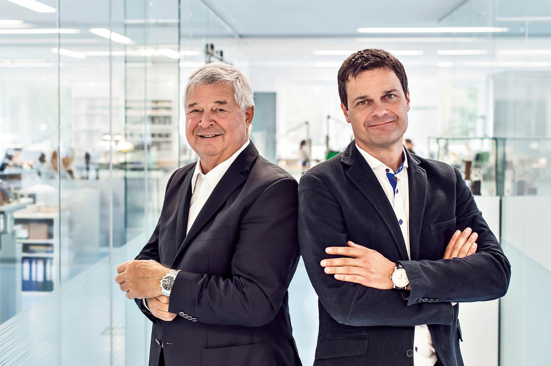 Hans-Jürgen & Thilo Mühle