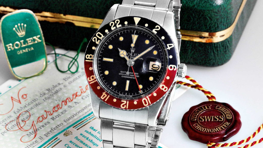 Rolex GMT-Master bei Antiquorum