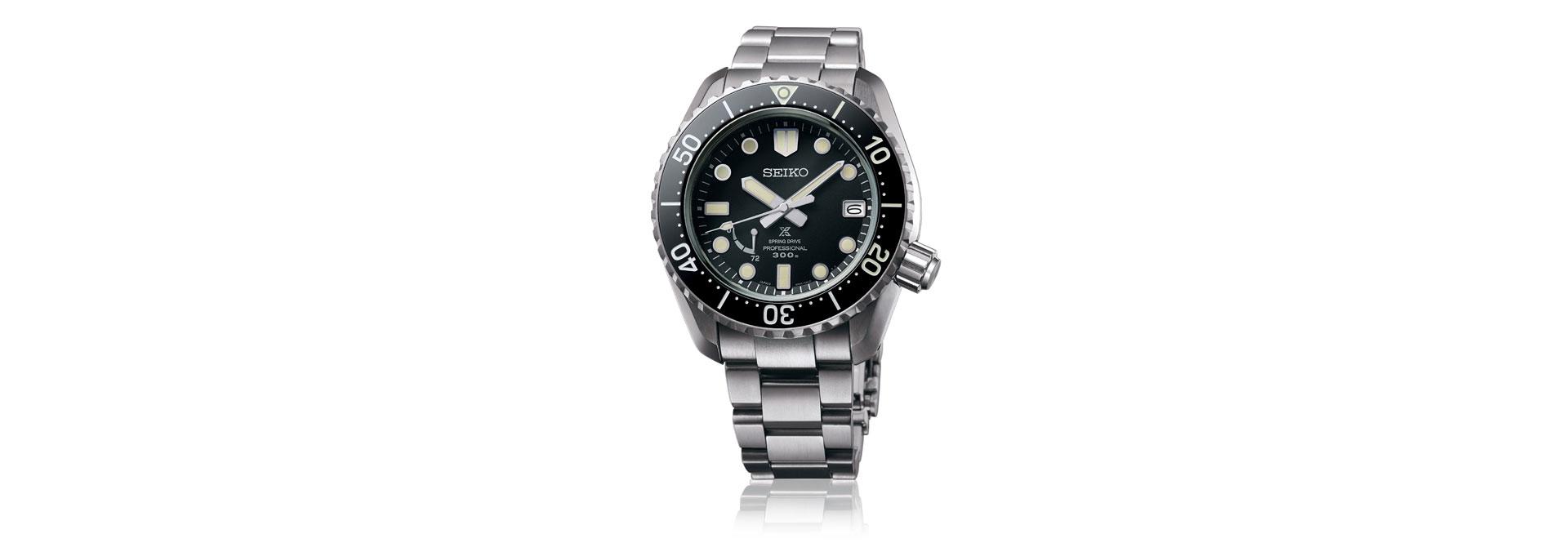 Seiko Prospex LX Linie Uhr des Monats bei Armbanduhren