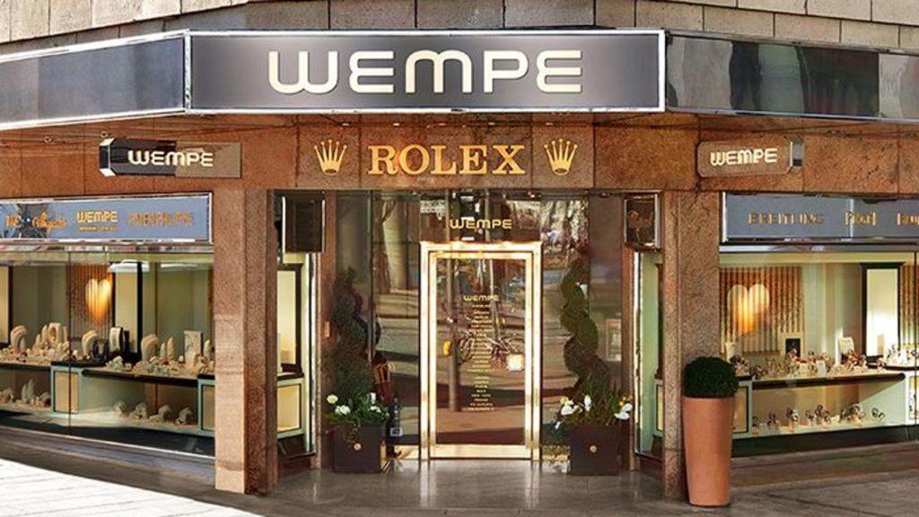 Juwelier Wempe Hamburg
