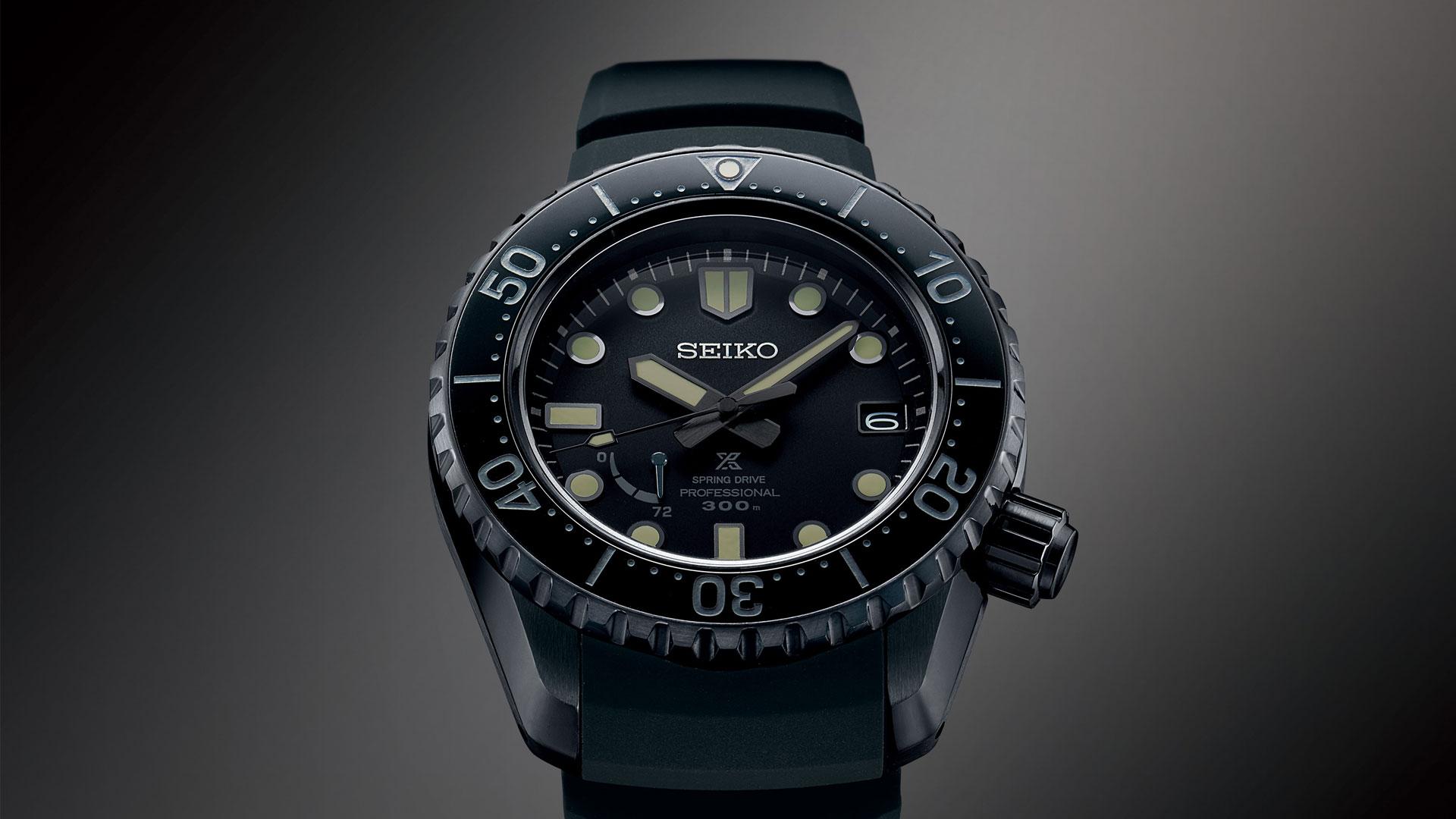 Seiko Prospex LX, Armbanduhr