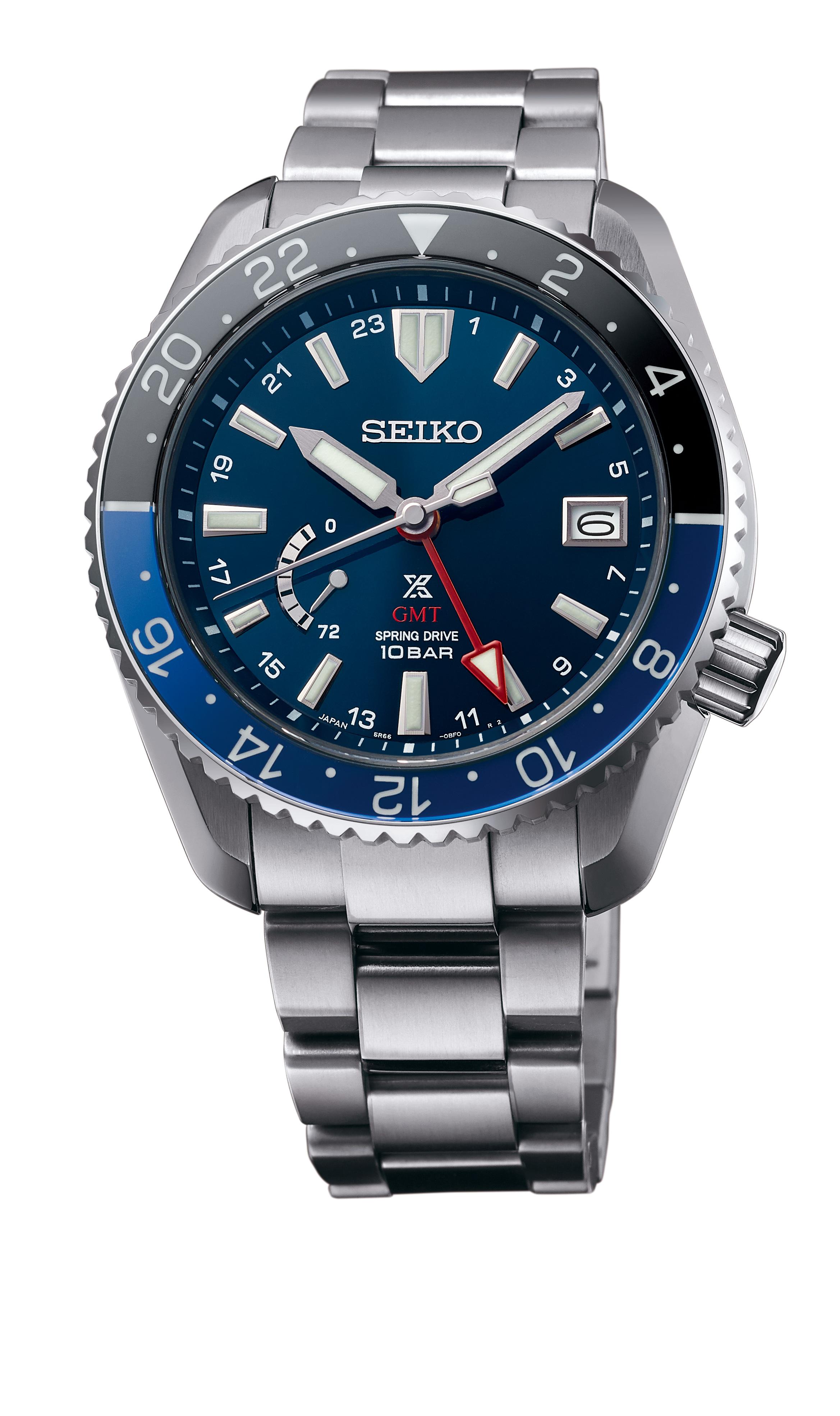 Die Armbanduhr von Seiko Prospex LX