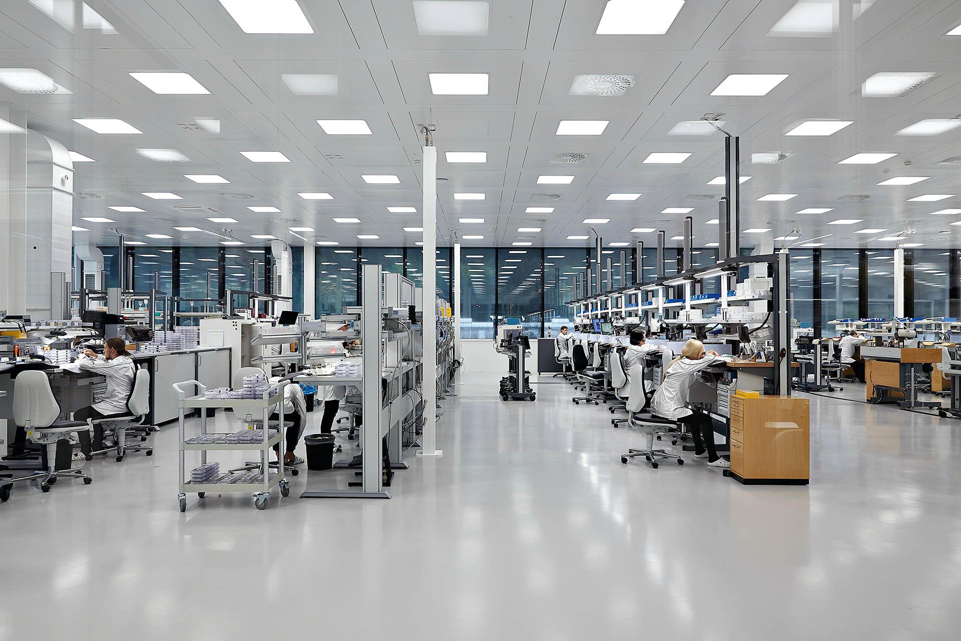 IWC Schaffhausen Manufakturzentrum