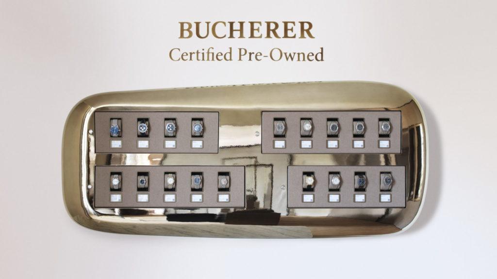 Bucherer CPO Gallery