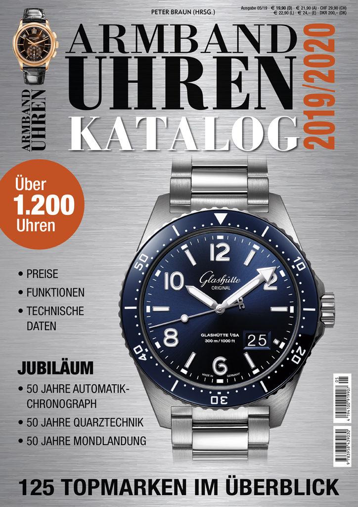 armbanduhren-online.de/service/ausgaben Armbanduhren Katalog 2019/2020