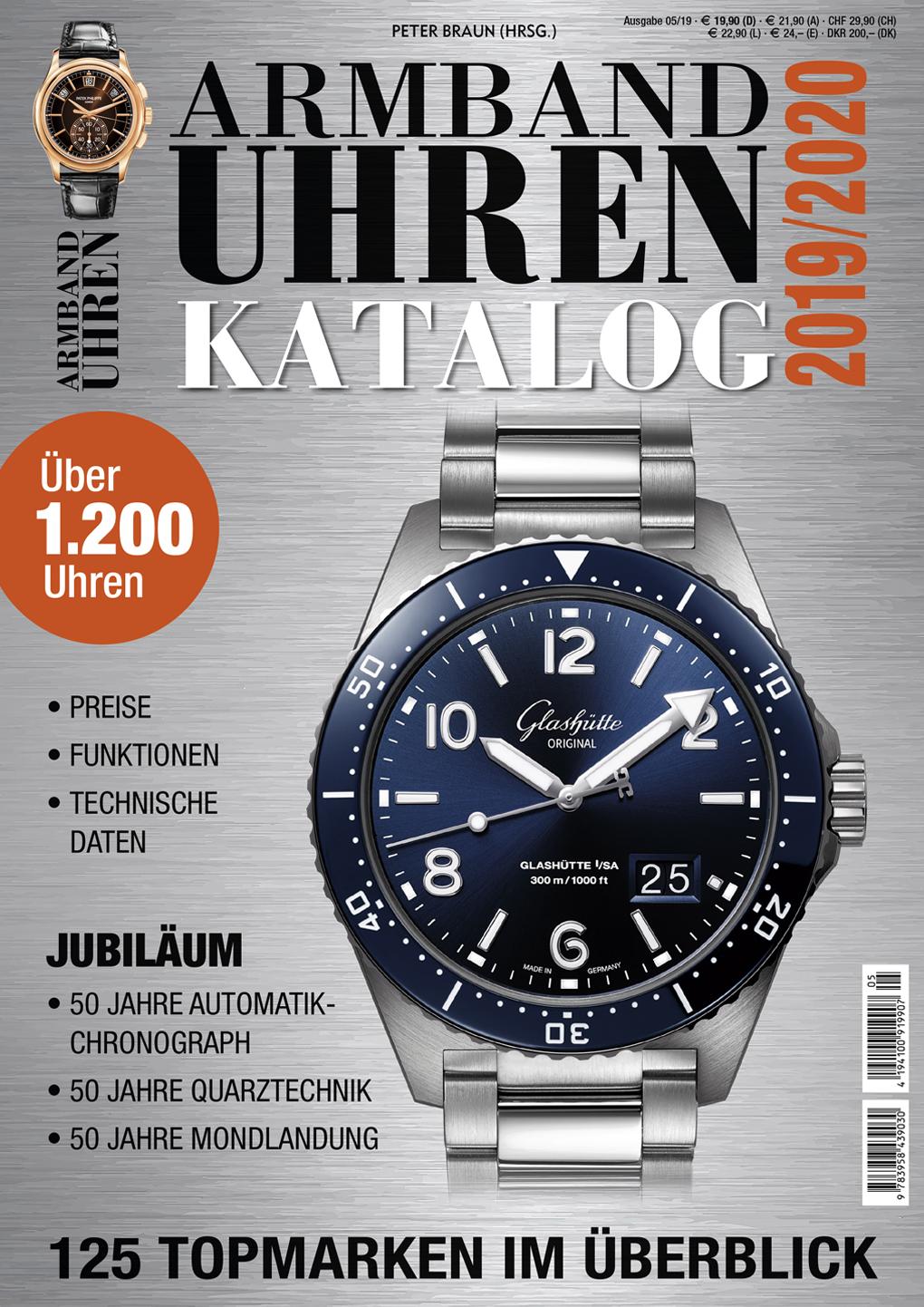 Armbanduhren Katalog 2019/2020