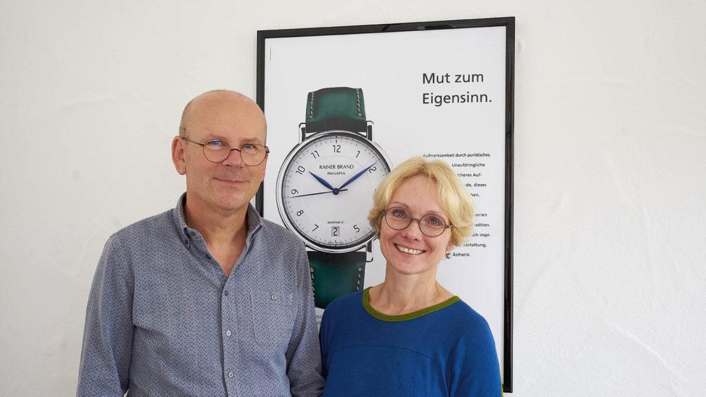 Rainer und Petra Anja Brand