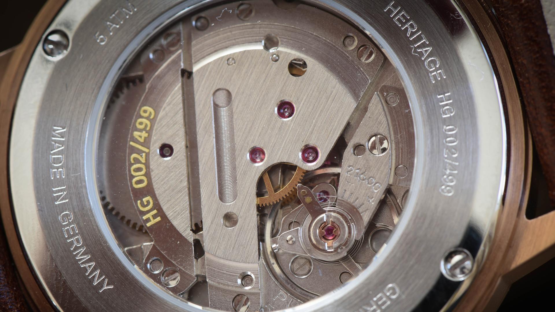 Pforzheimer Uhren Rohwerke