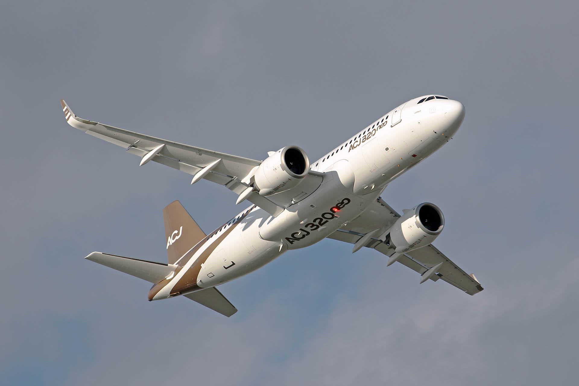 ACJ A320 Prestige